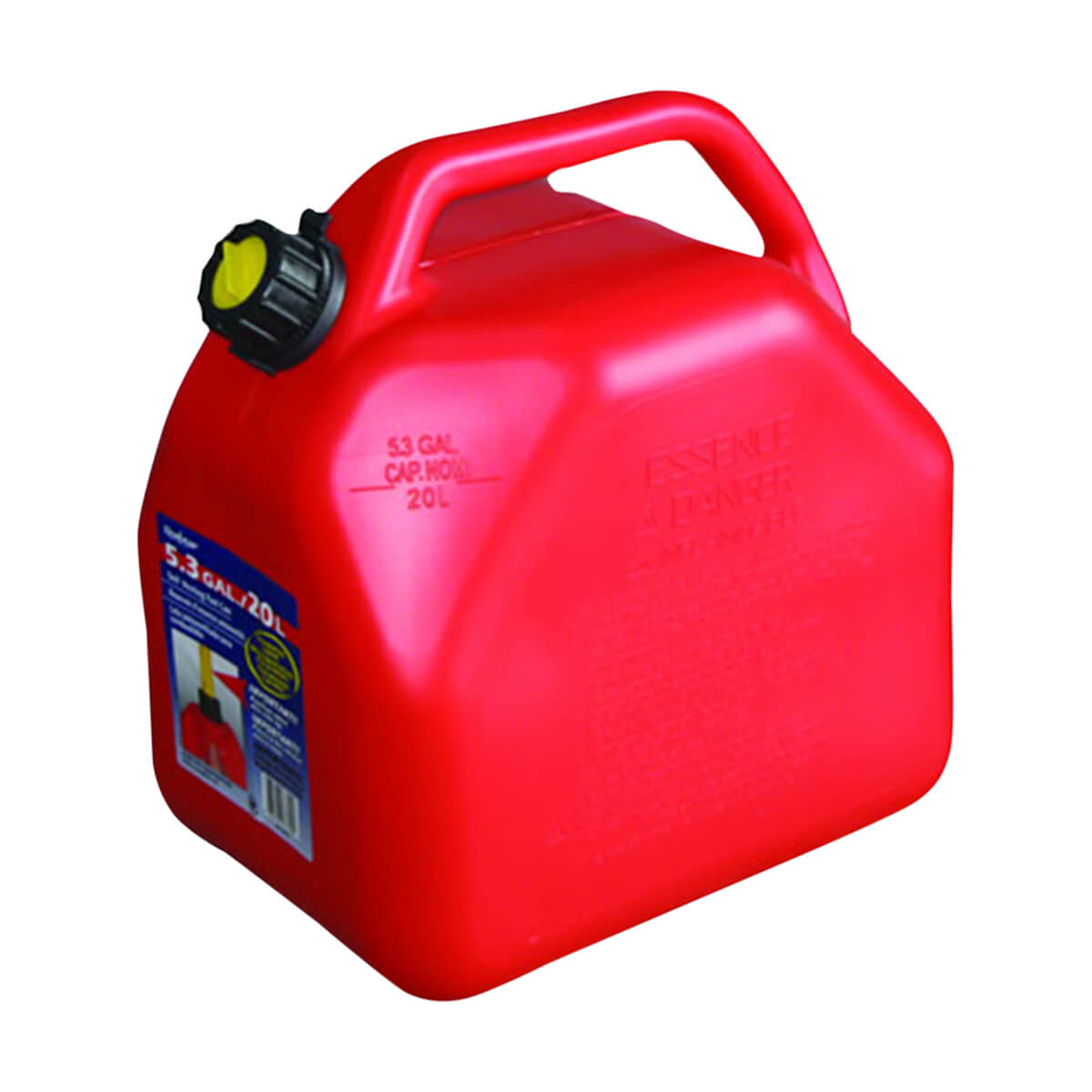 20L Gasoline Jerry Can
