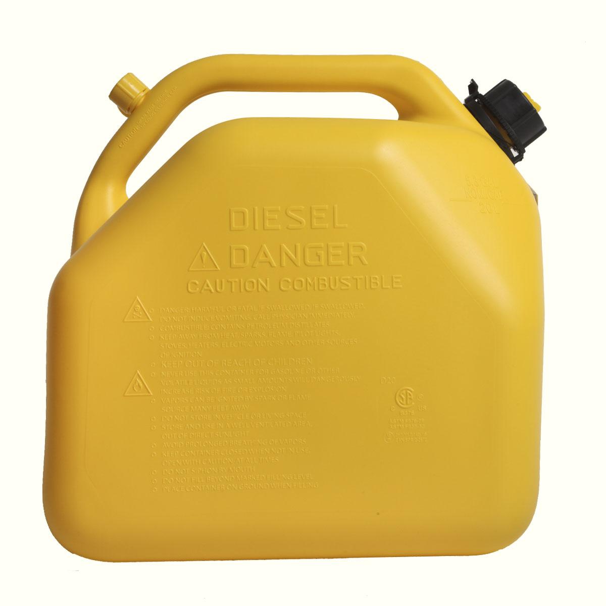 20 L Diesel Fuel Can