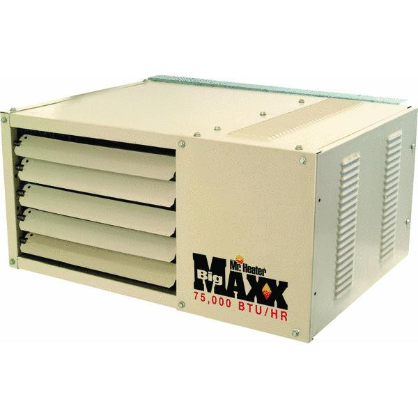 Mr. Heater 80,000 BTU Natural Gas Big Maxx Compact Unit Heater