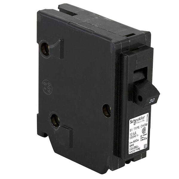 Schneider Electric Homeline Single Pole Circuit Breakers - 30A
