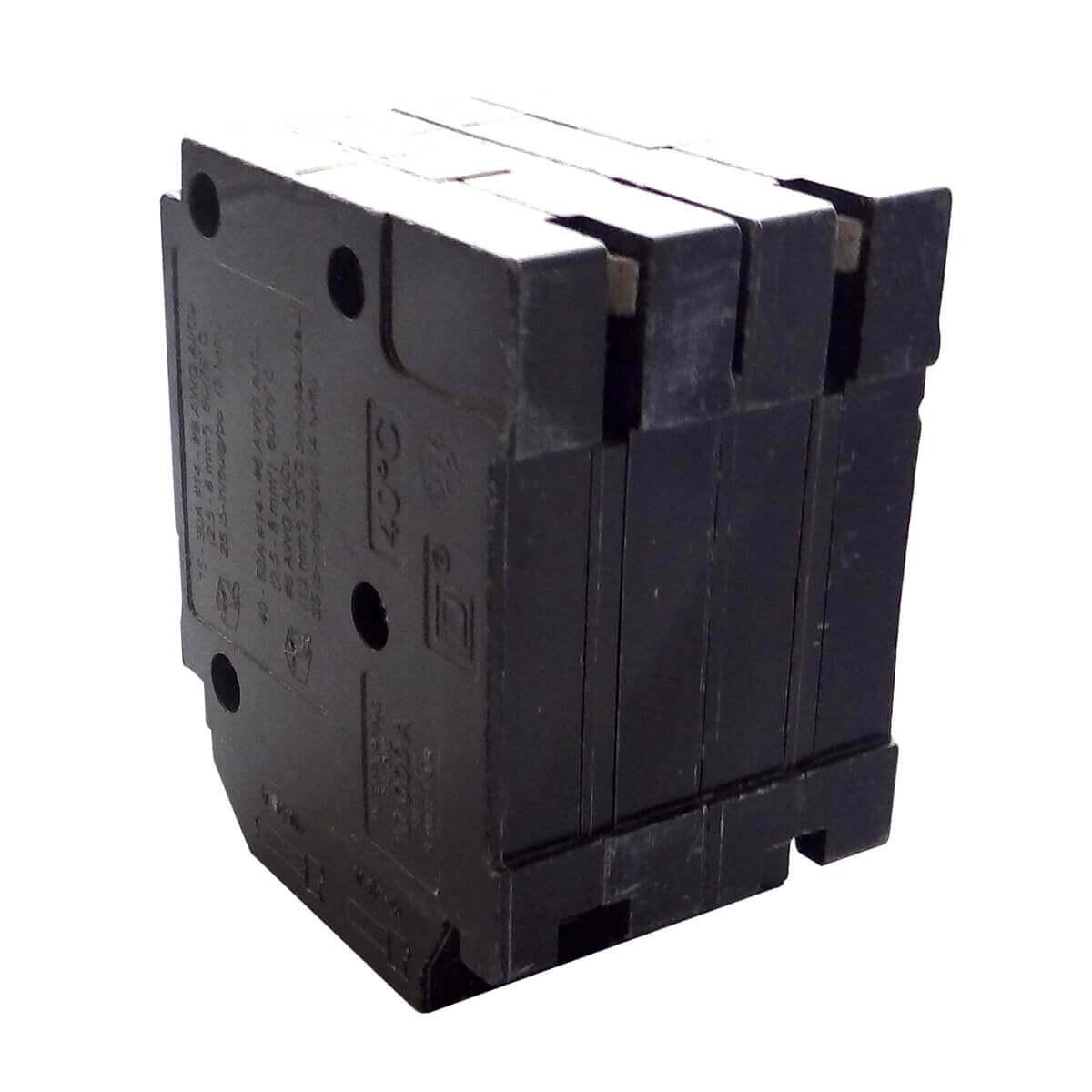 15A Single x2 / 20A Double Pole Quad Plug-On Circuit Breaker