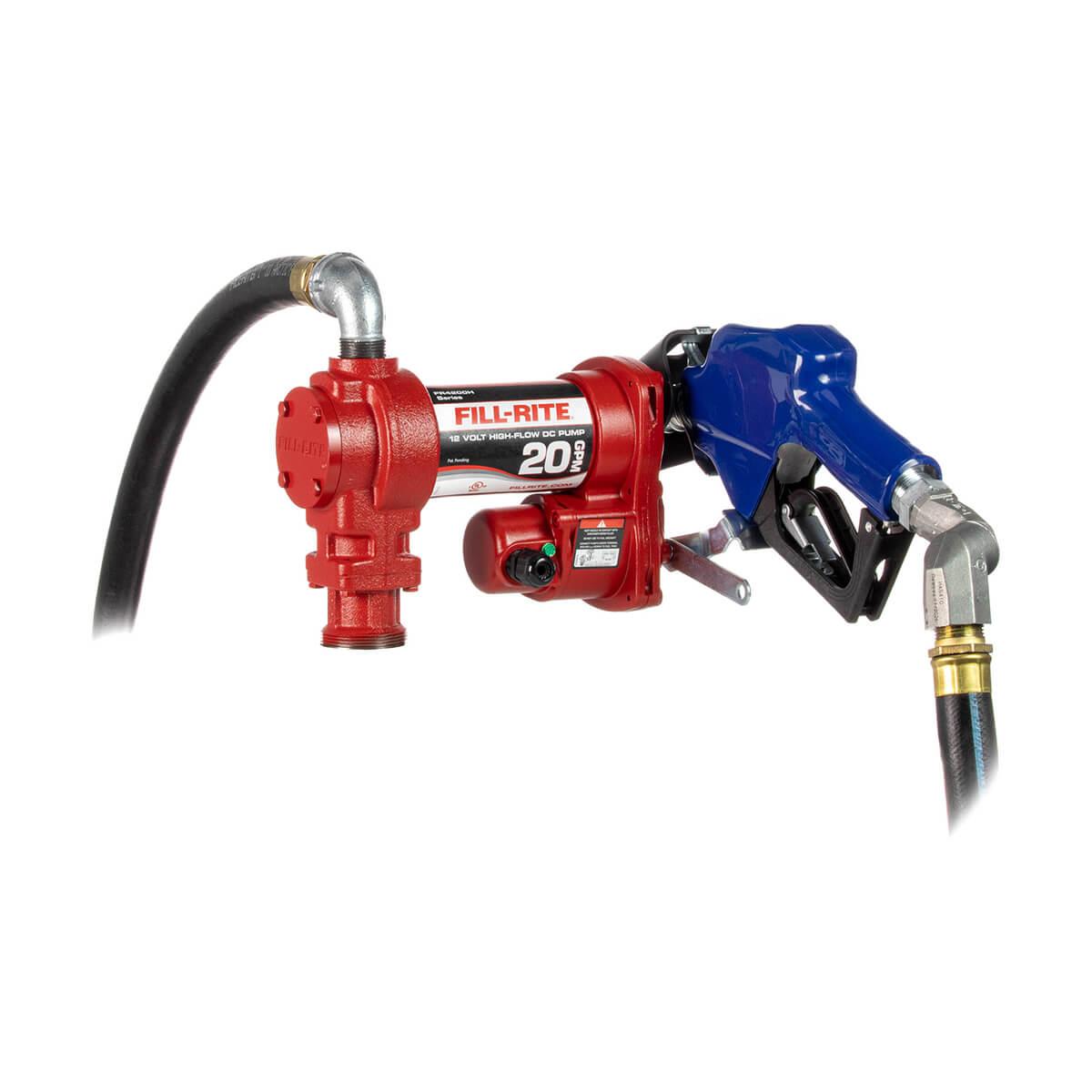 Fill-Rite FR4210HARC 12V DC Arctic Series Pump