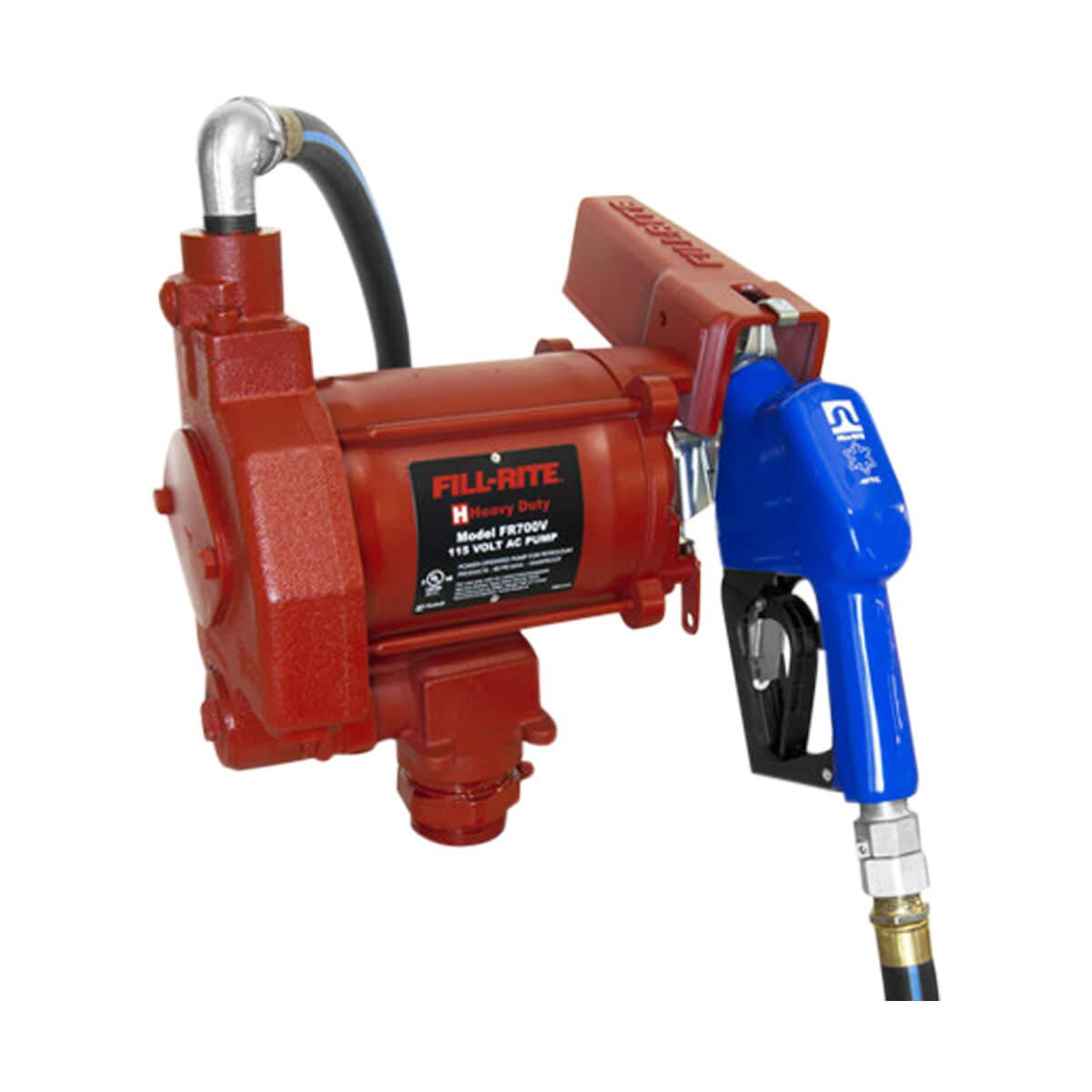 Fill-Rite 115V AC Arctic Fuel Pump