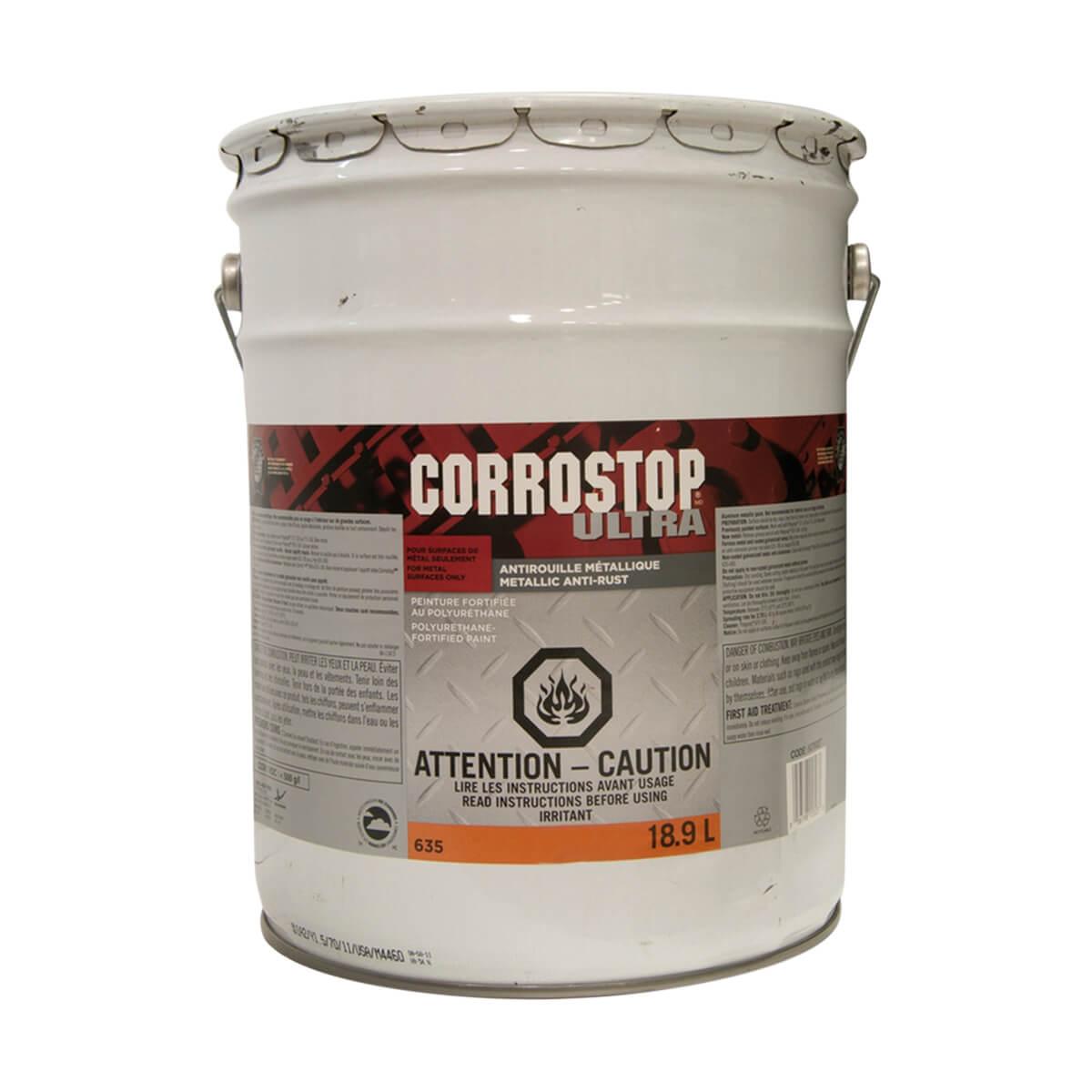 Corrostop - Anti-rust Alkyd Paint 18.9 L