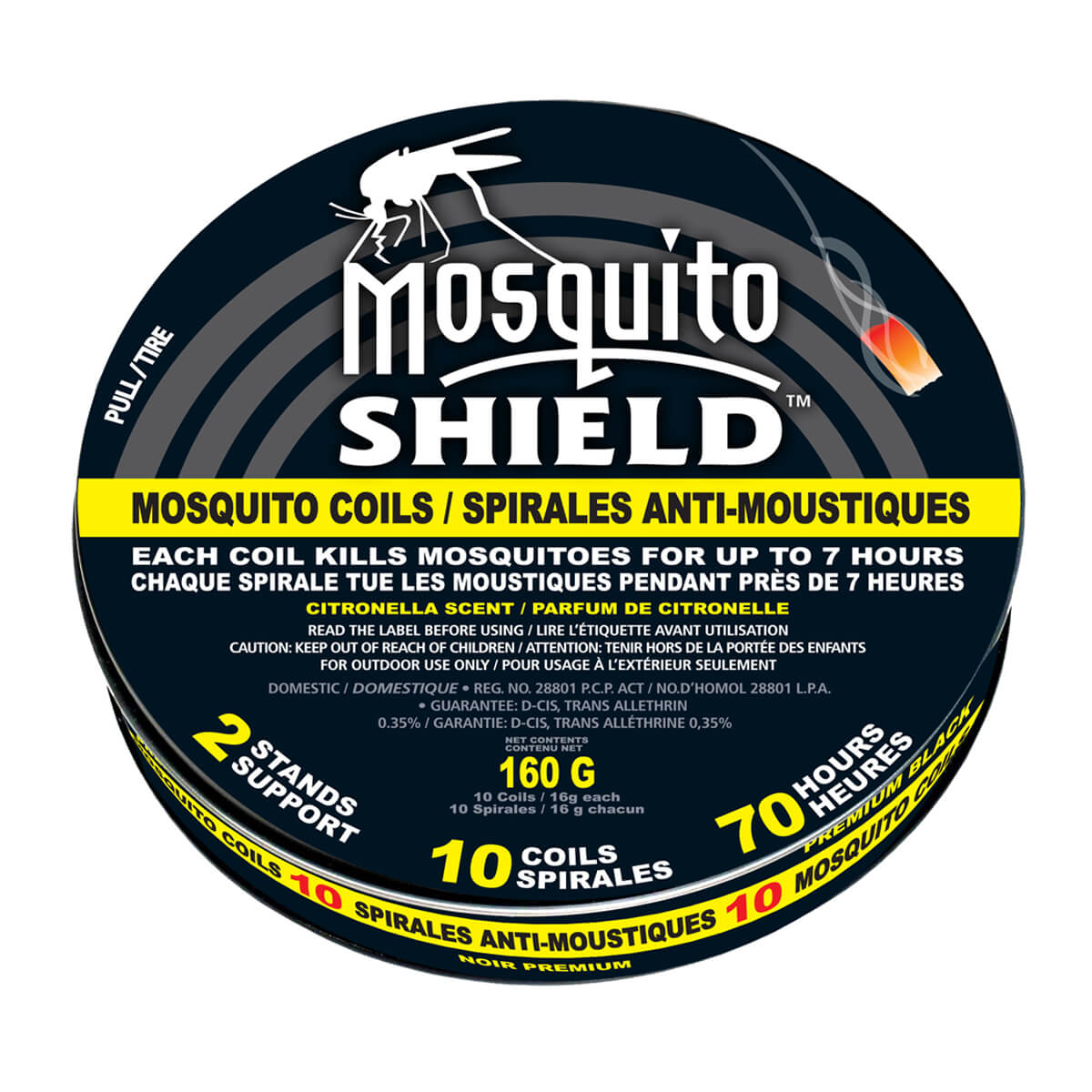 Mosquito Shield Mosquito Coils 160 g