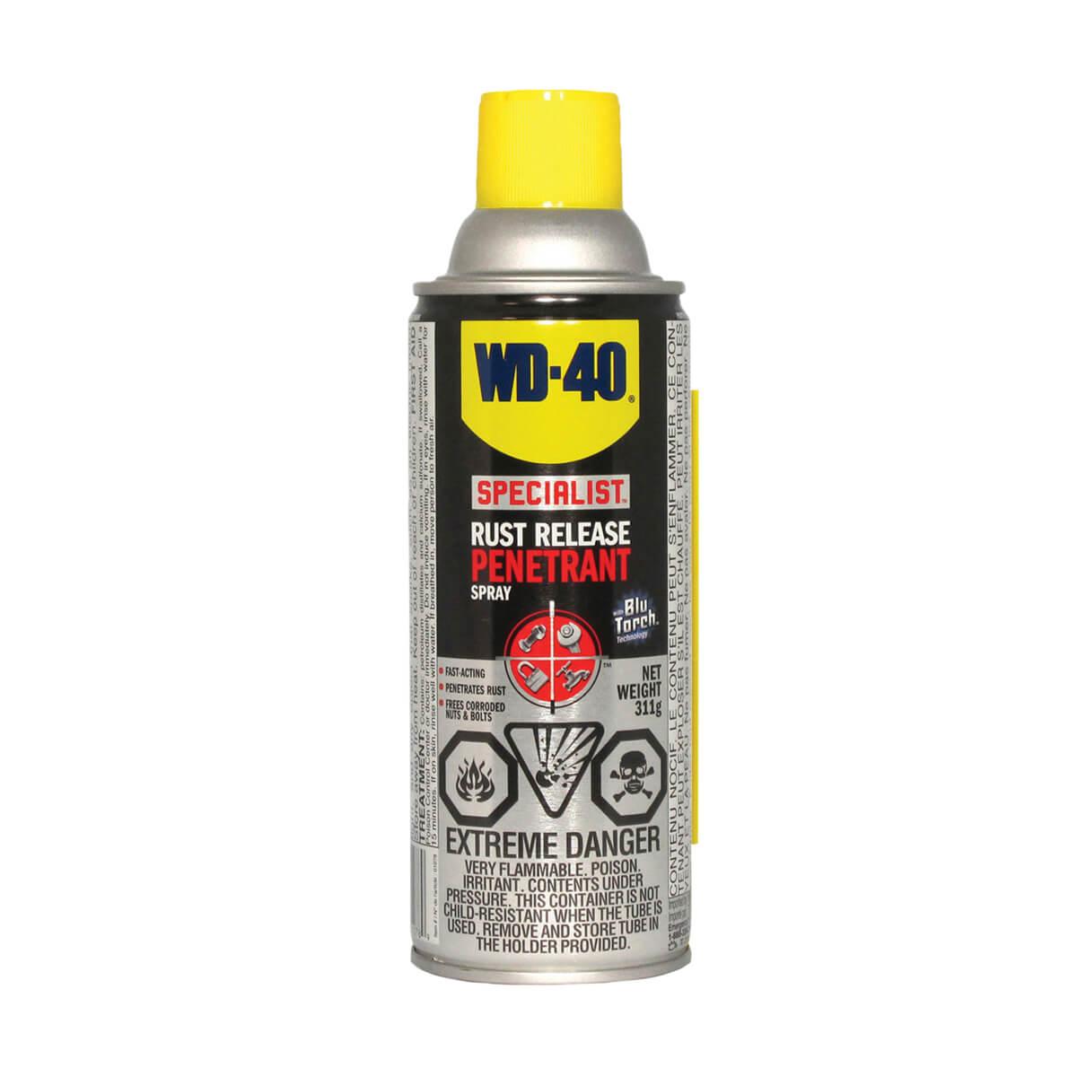 WD-40 Specialist Rust Release Penetrant - 311 g