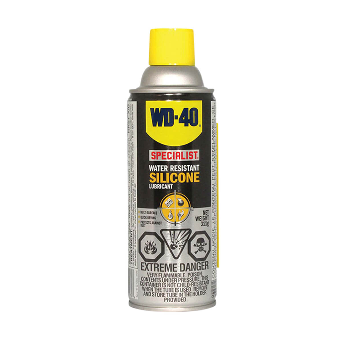 WD-40 Specialist Water Resistant Silicone  - 311 g