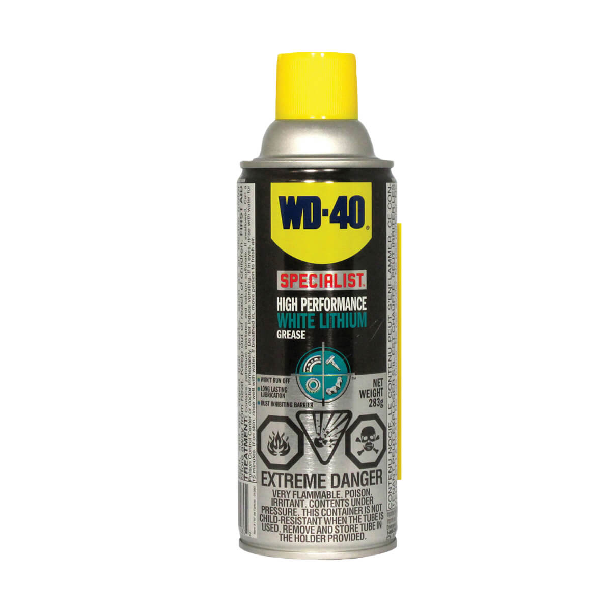 WD-40 Specialist White Lithium Grease - 283 g
