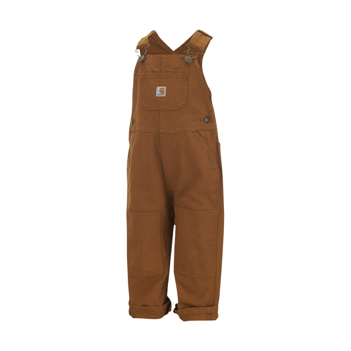Boys' Canvas Bib Overall