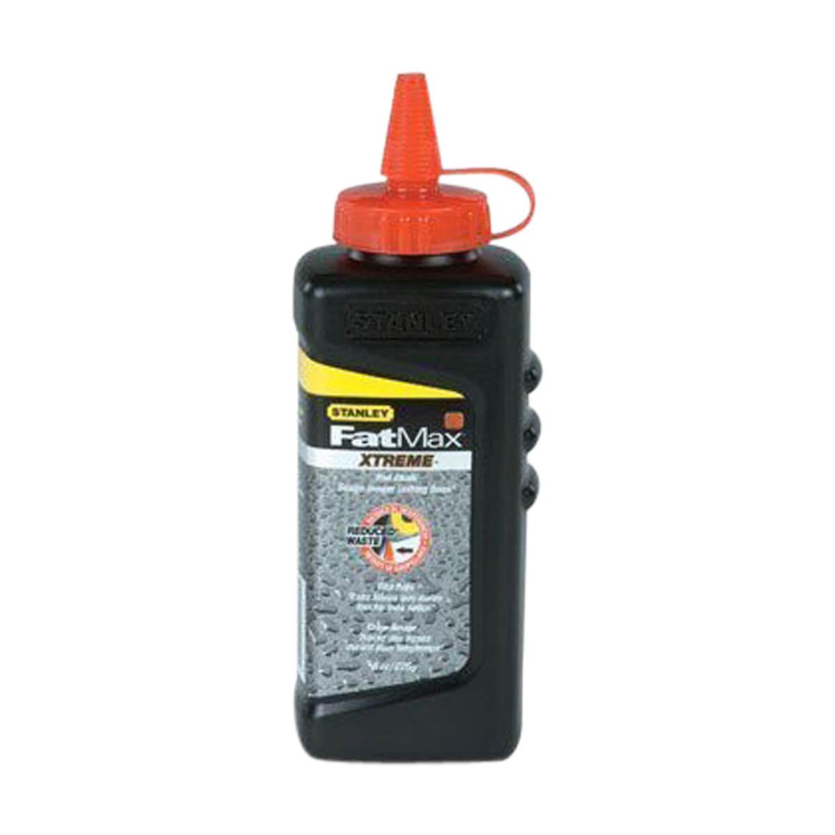Stanley FatMax Chalk Refill - Red - 8oz