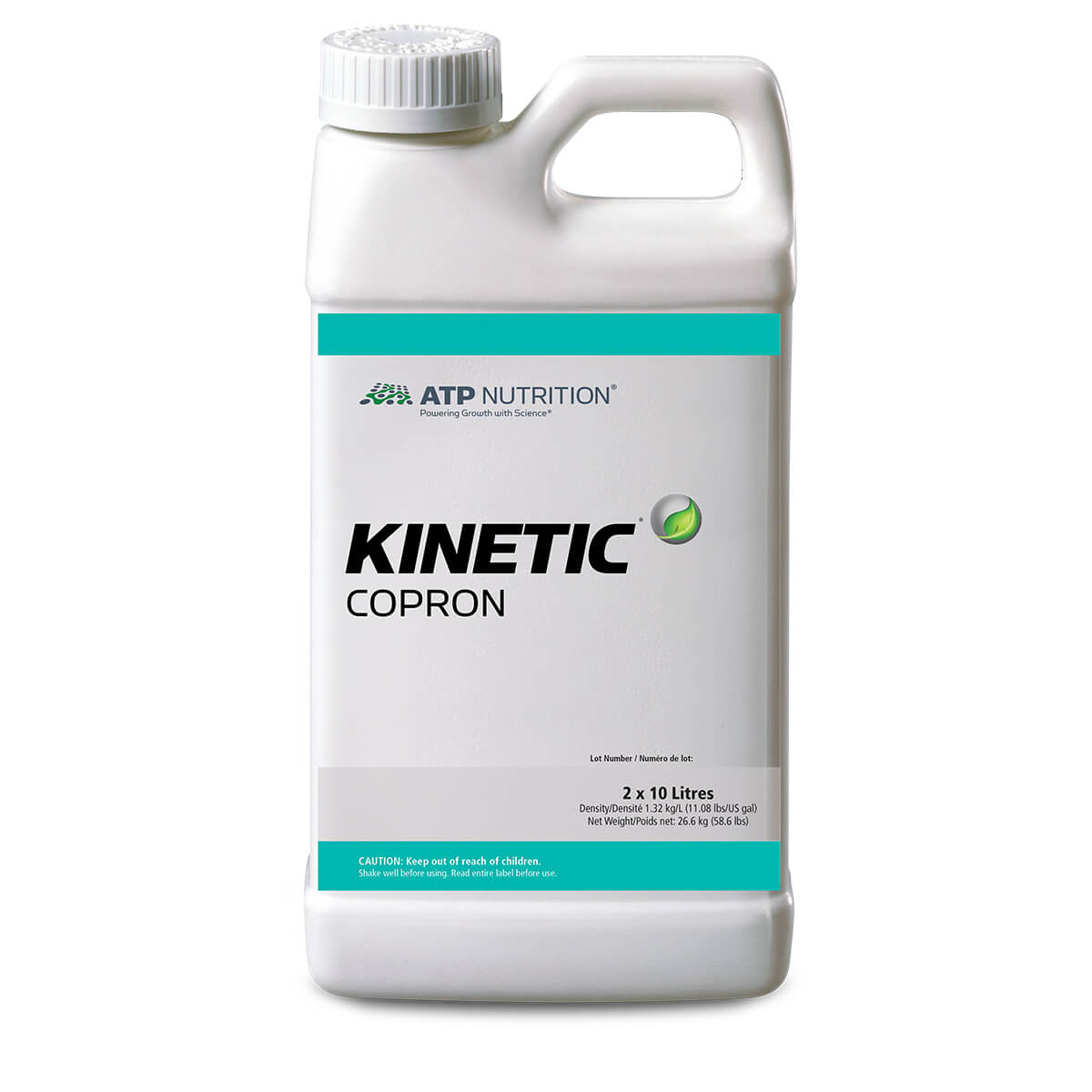 Kinetic Copper 10L