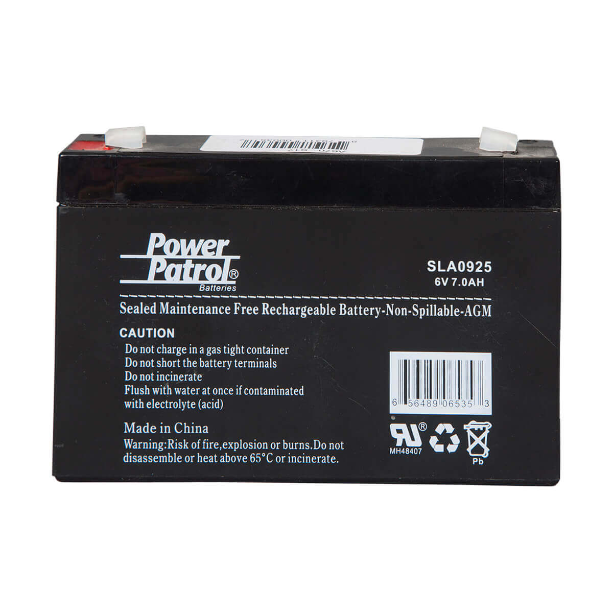 Gallagher S17 Rechargeable Battery 6V