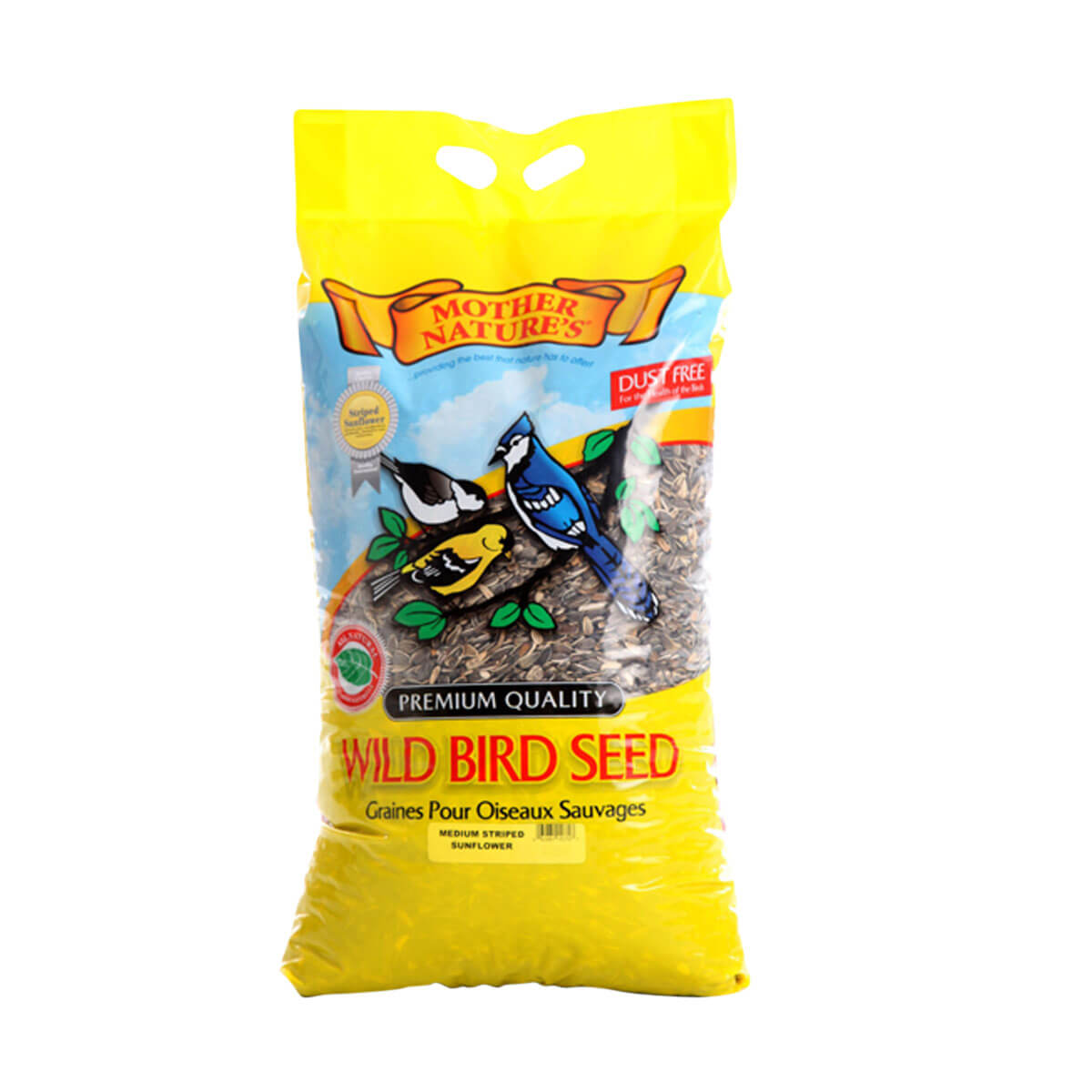 Sunflower Seeds - Striped in Shell - 6 kg