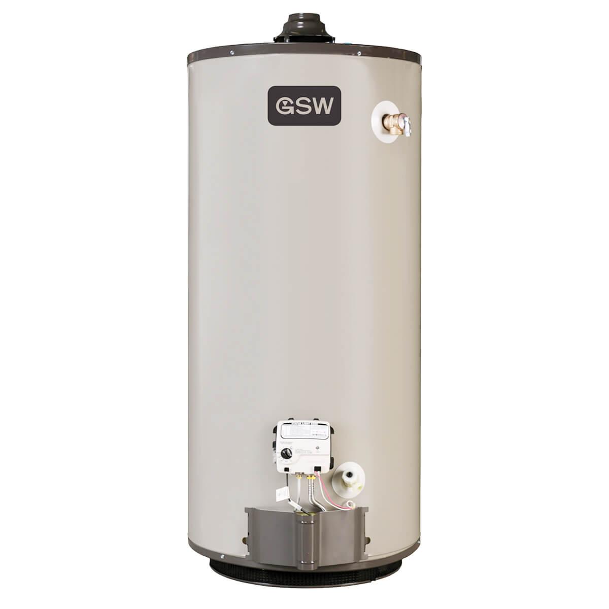 40 Gal Propane Hot Water Tank