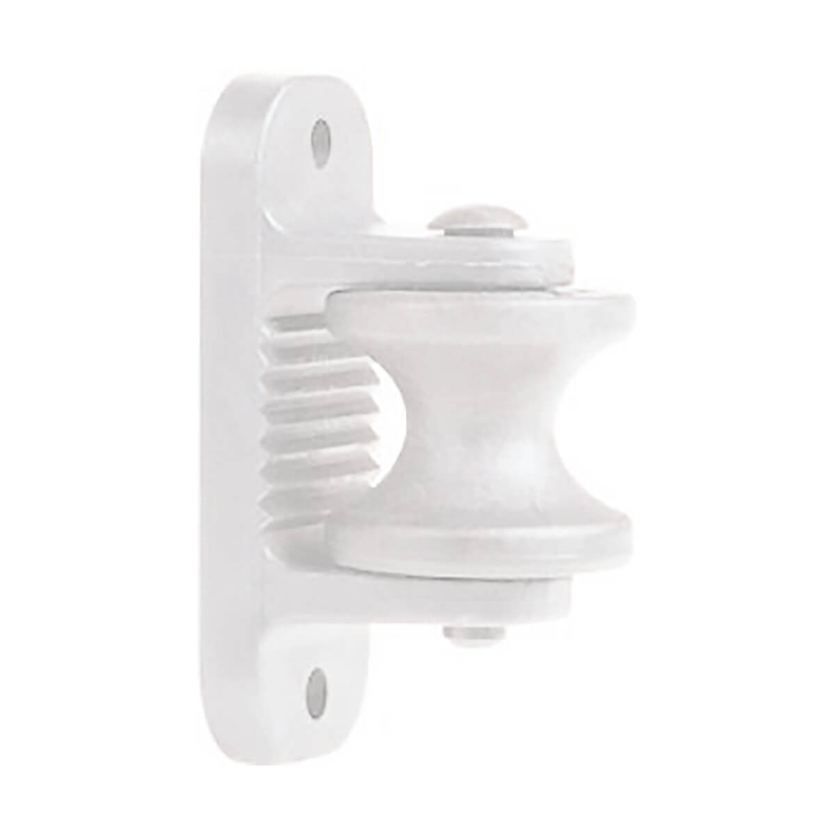 Power Wizard White Roller Insulators