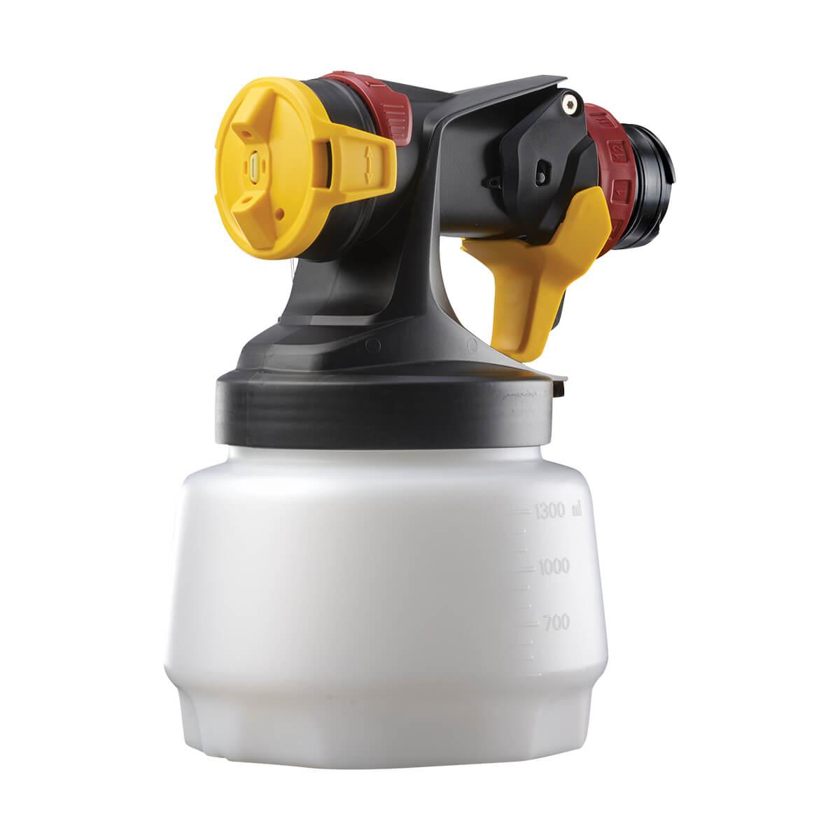 ISpray Nozzle - Black/Yellow
