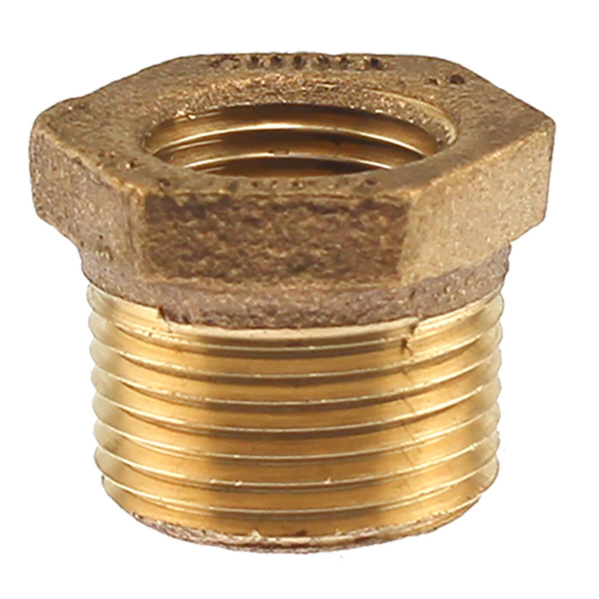 Bronze Bushing - 3/4-in x 1/2-in