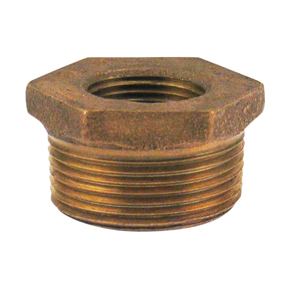 Bronze Bushing - 1-in x 1/2-in