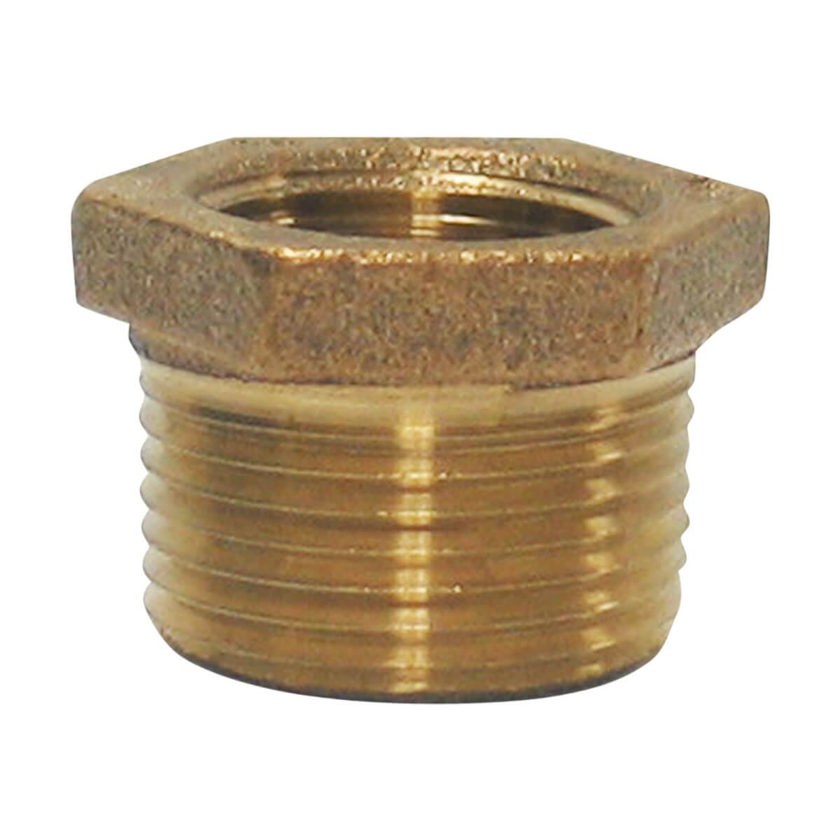 Bronze Bushing - 1-in x 3/4-in