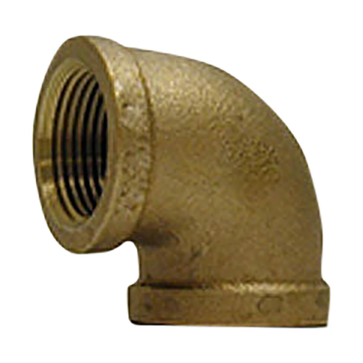 Brass Elbow - 1/2-in