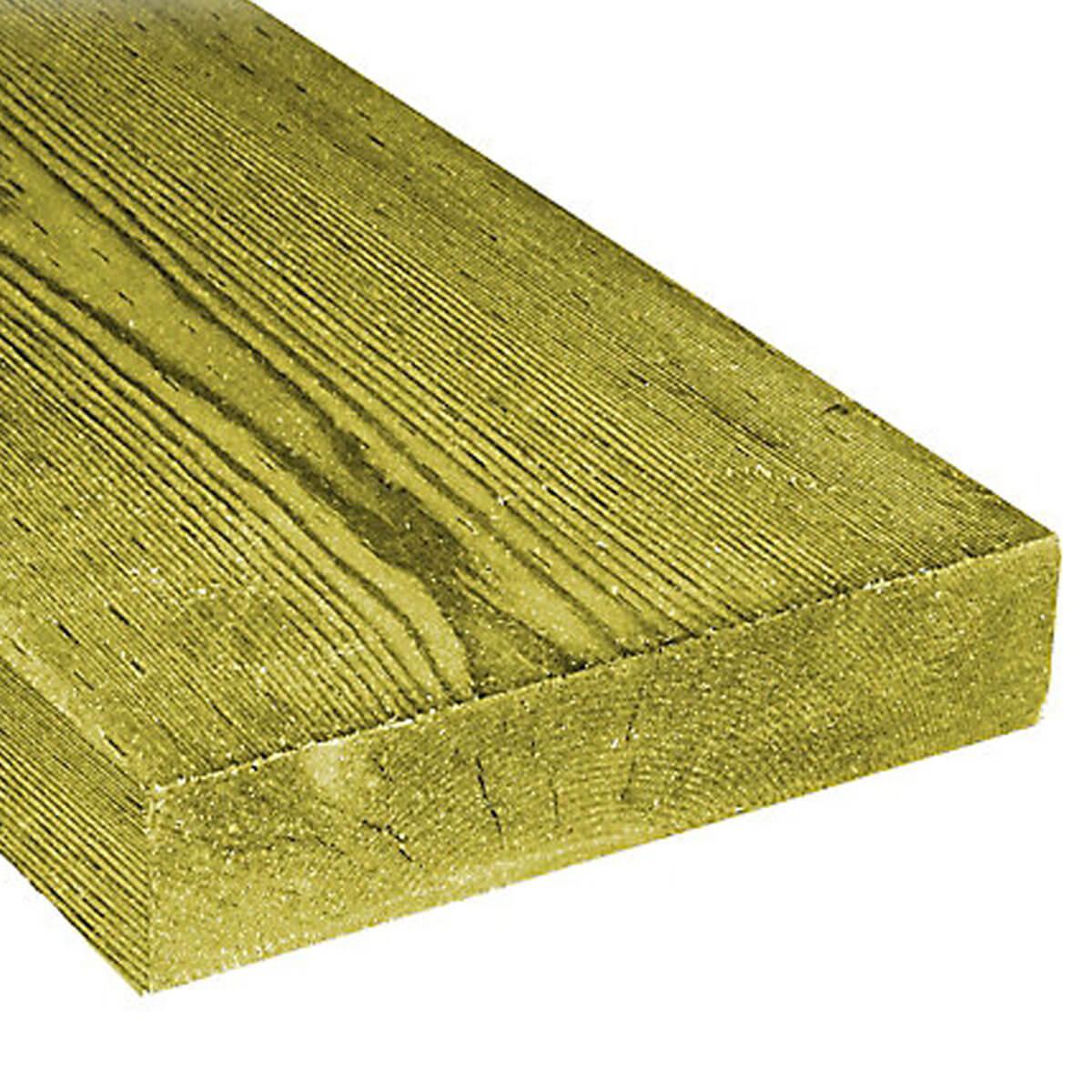 Treated Ground Contact Lumber - P/T - .40 - 2 x 6 x 16'