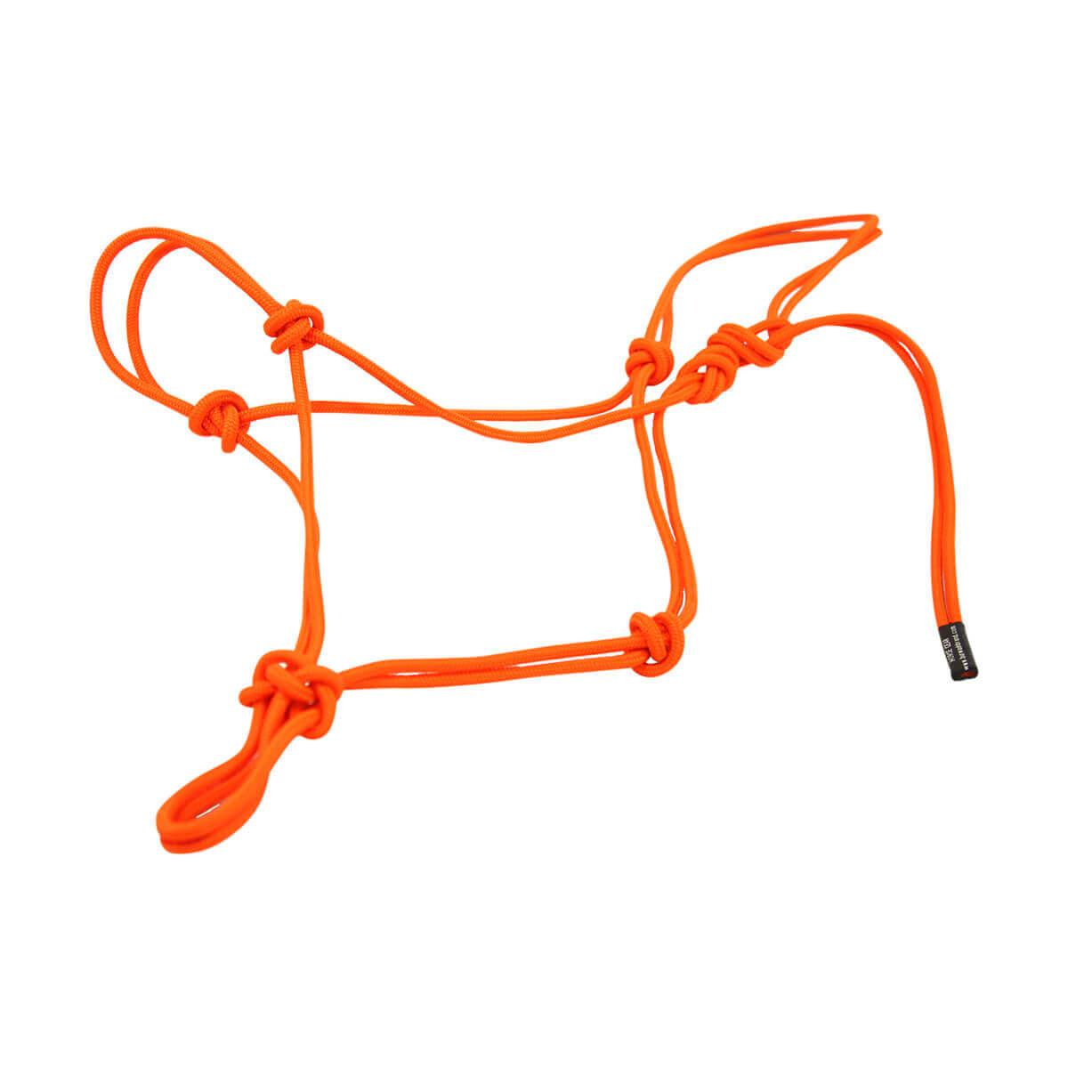 Burwash Rope Halter  - MTH HRY