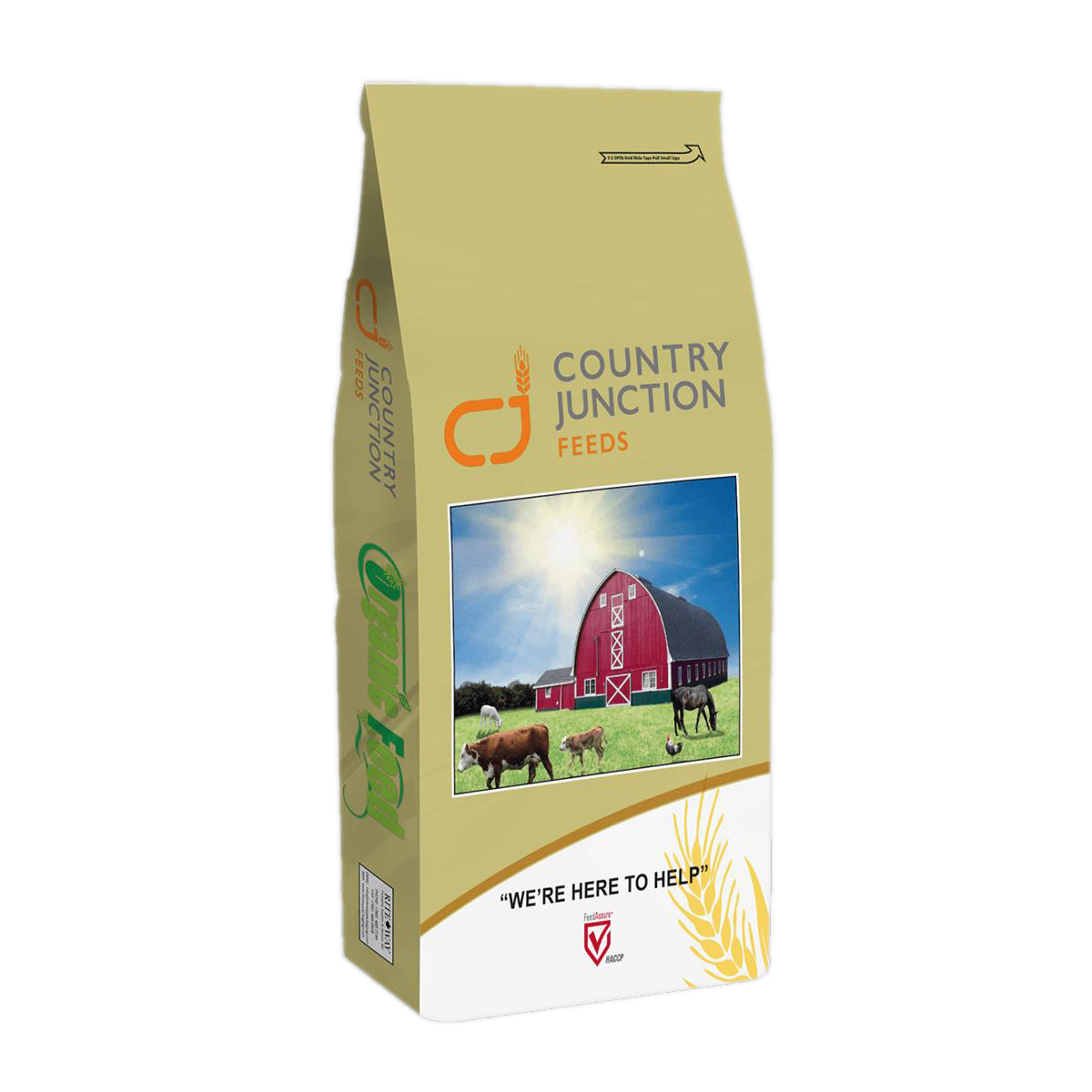 Organic 17% Poultry Layer - 20 kg