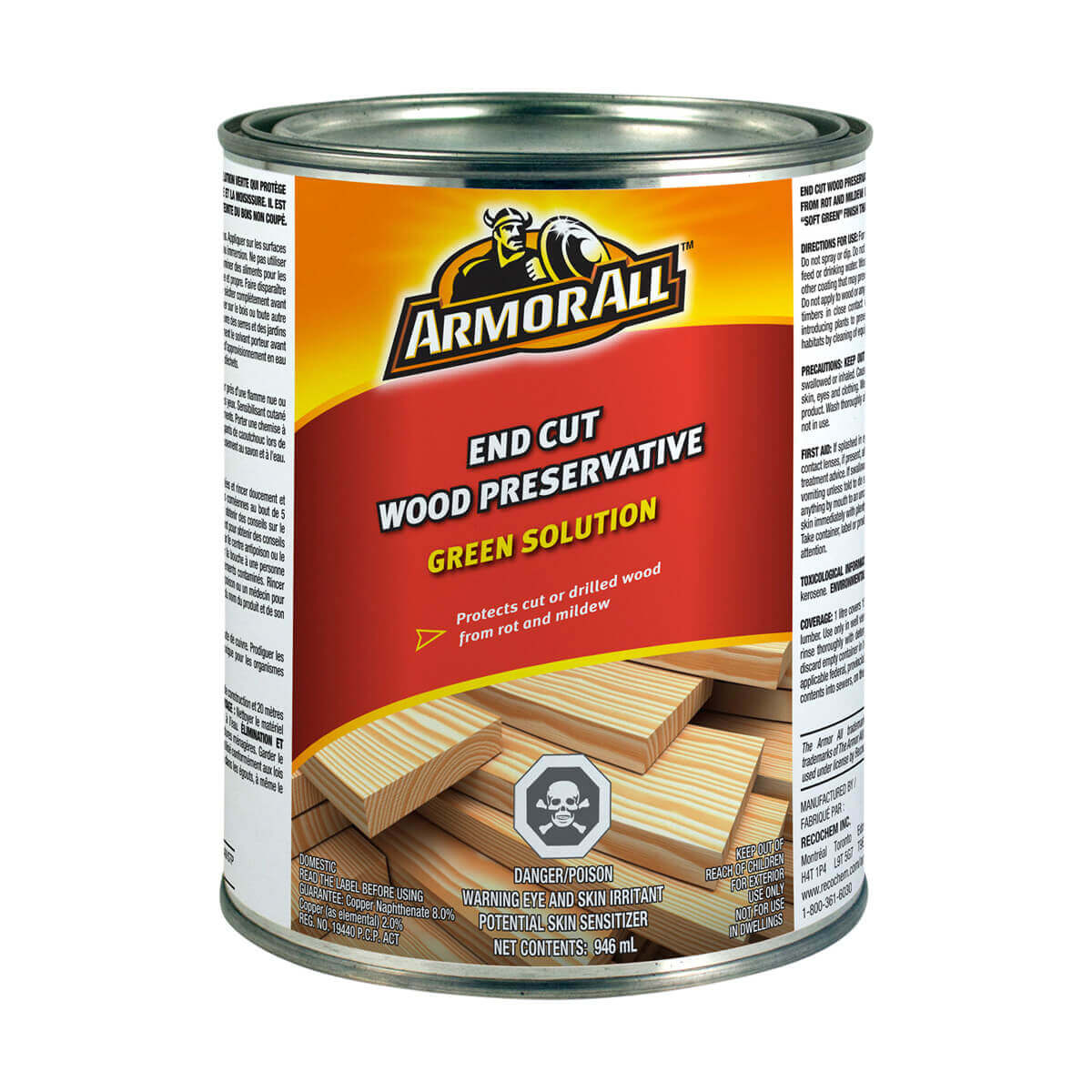 End Cut Wood Preservative  - 1 L