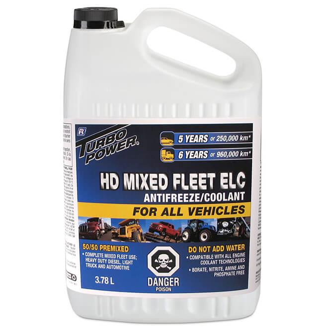 Mixed Fleet Antifreeze 50/50 - 3.78 L