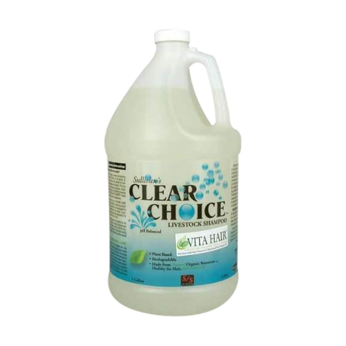 Clear Choice Shampoo - 1 gallon