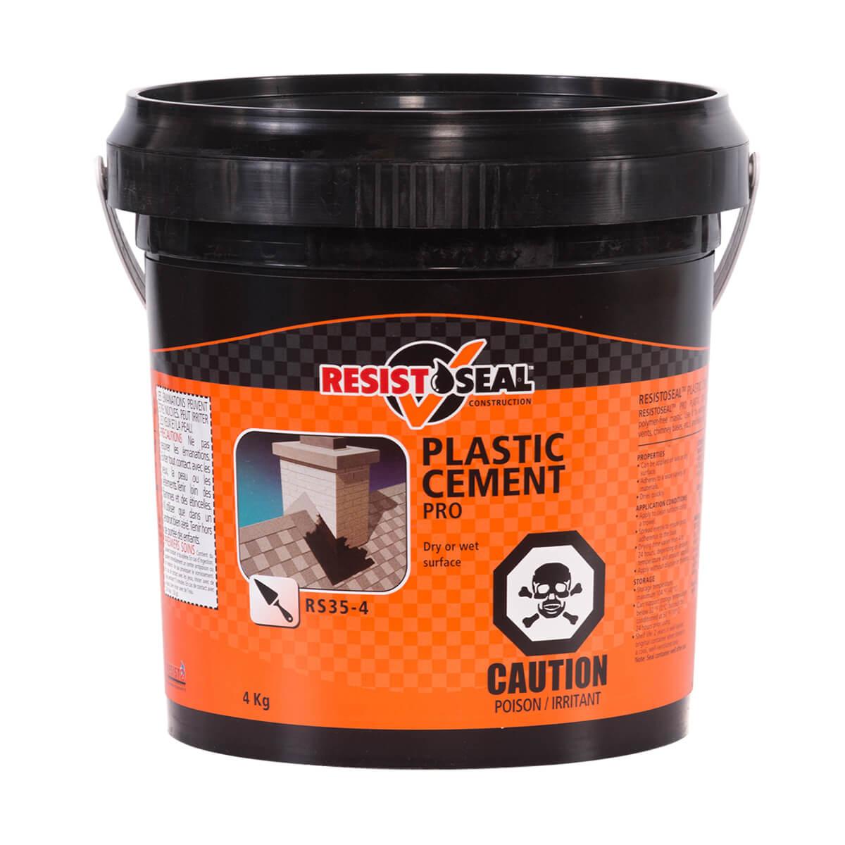 Pro Plastic Cement  - 4 kg