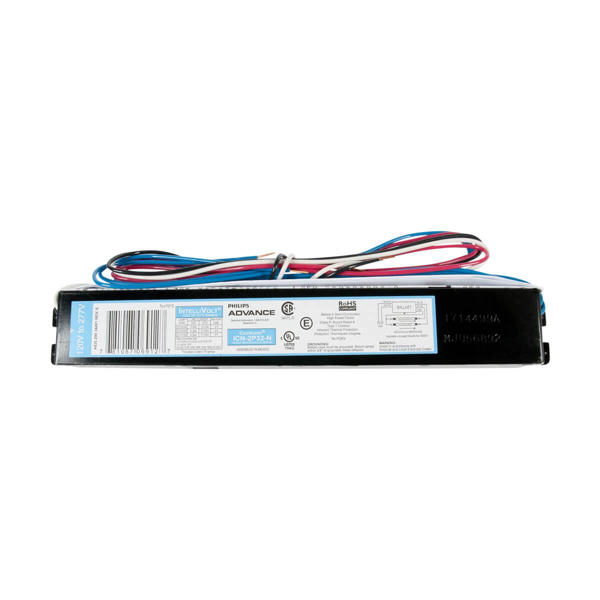 Philips Lighting Ballast Instant Start ICN2P32N
