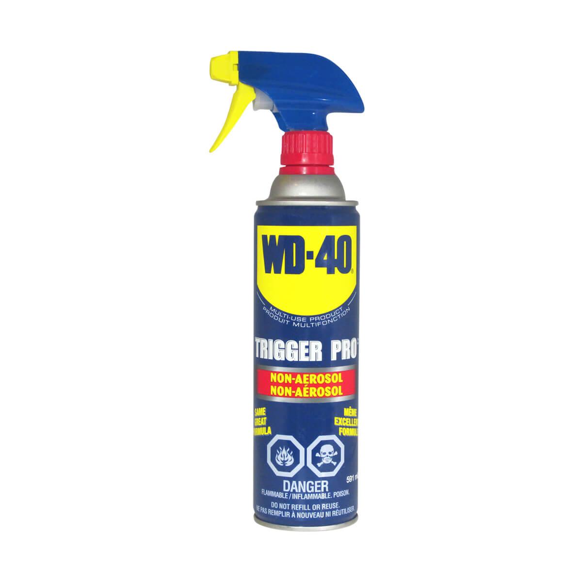 WD-40 Trigger Pro - 591 ml