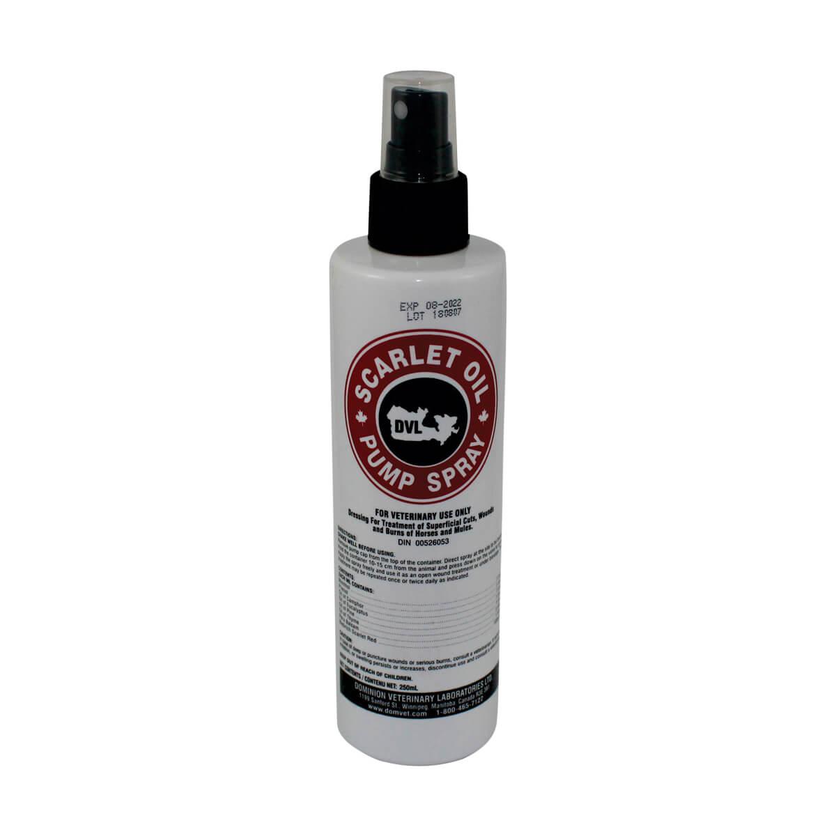 Scarlet Oil - 250 ml