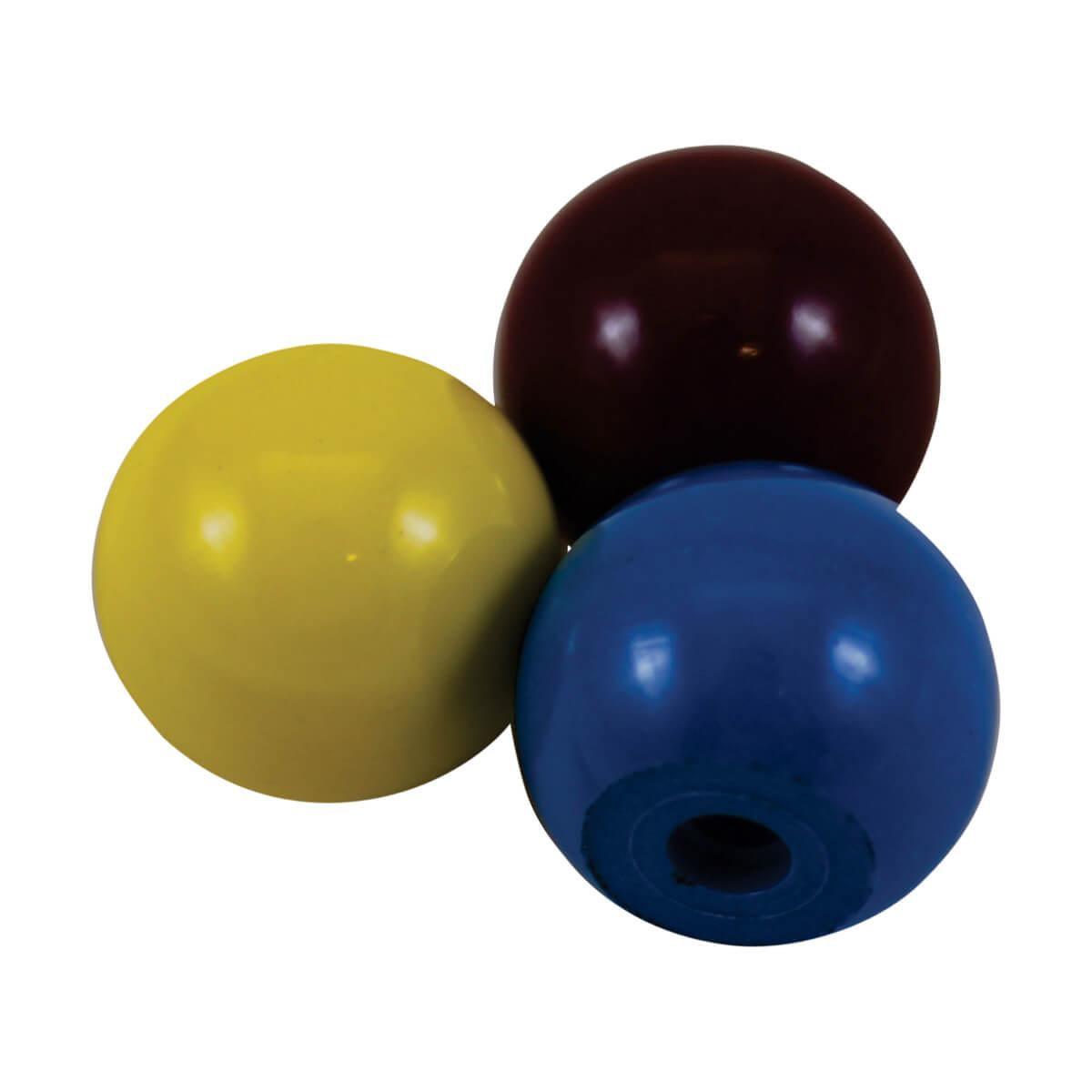 Coloured Knobs for Allflex Syringe