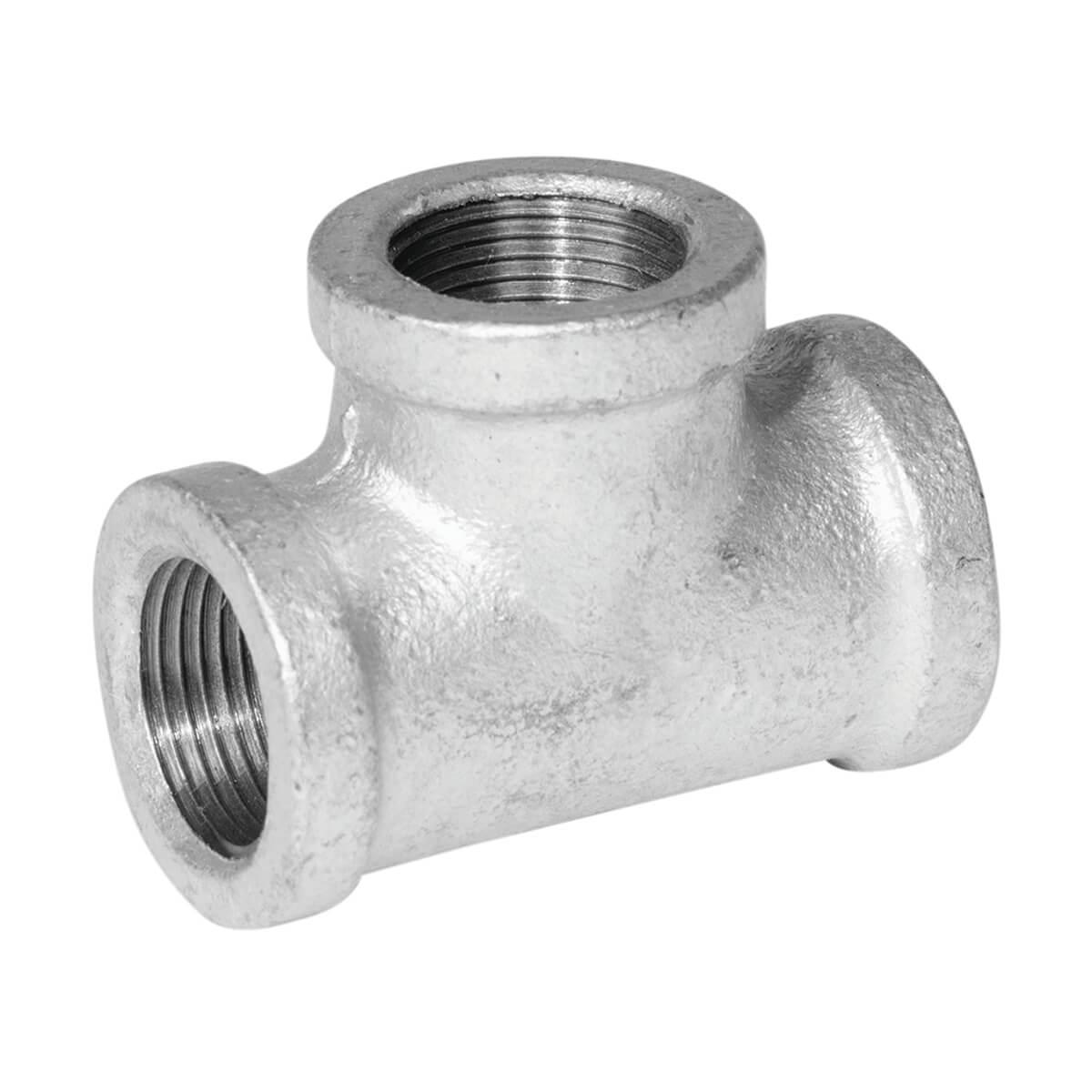 Fitting Galvanized Iron Tee - 3/8-in