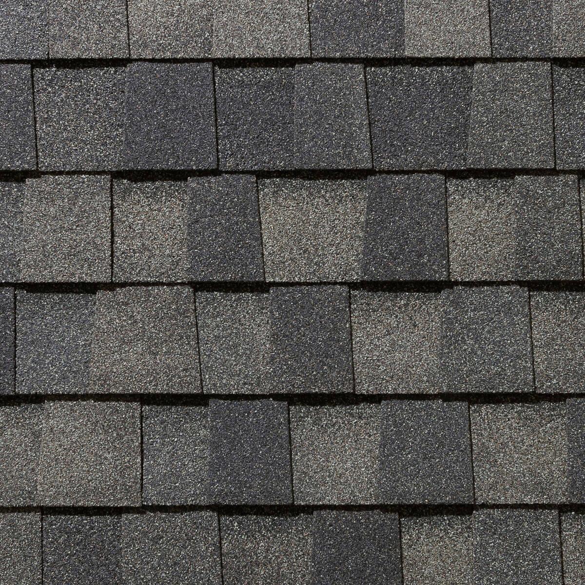 Mystique Laminated Roofing Shingles - Twilight Grey