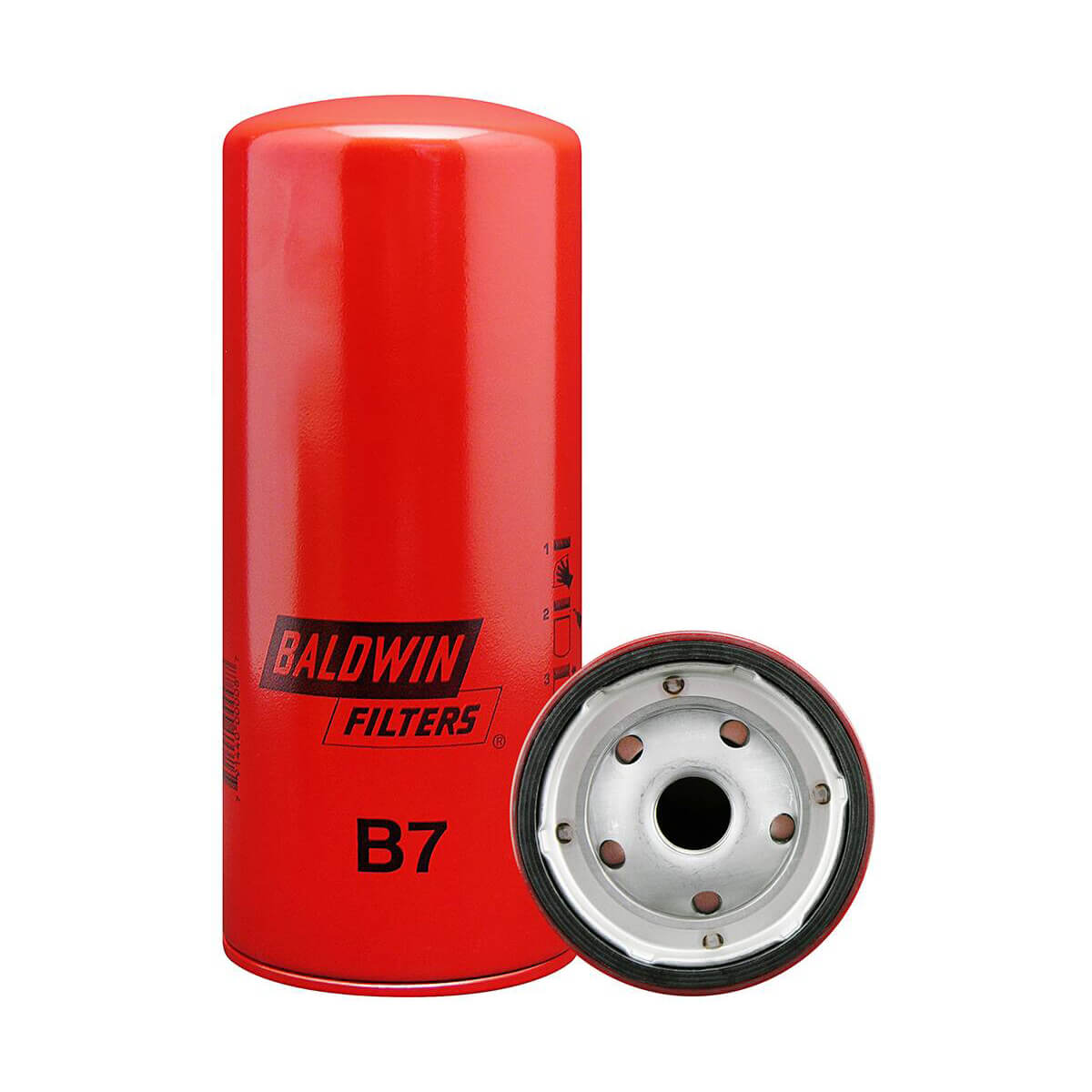 Baldwin Lube Filter B7