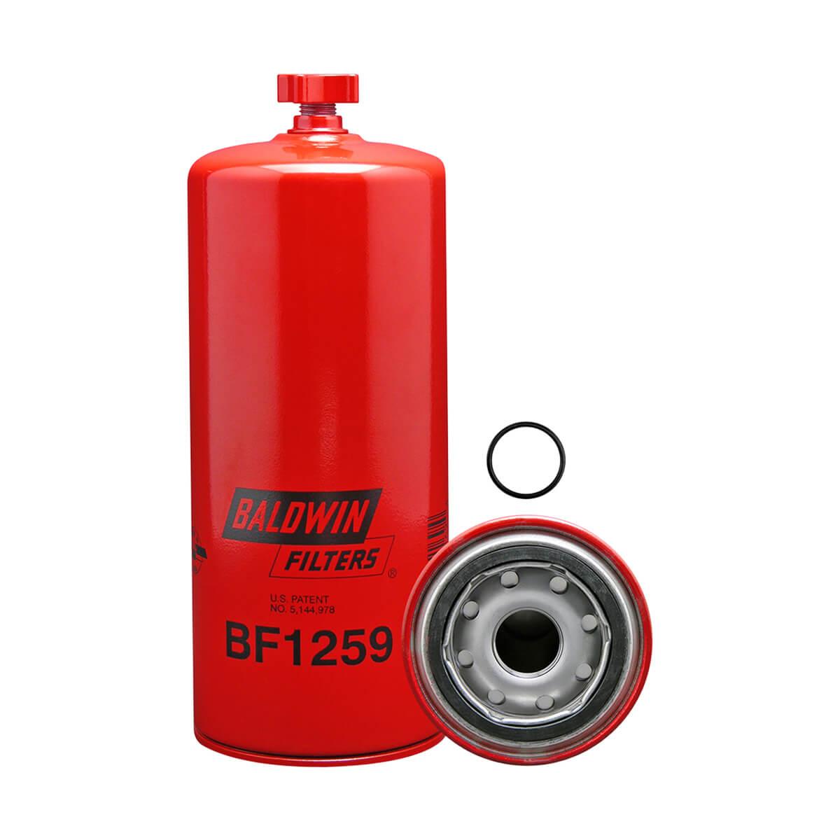 Baldwin Fuel/Water Separator BF1259