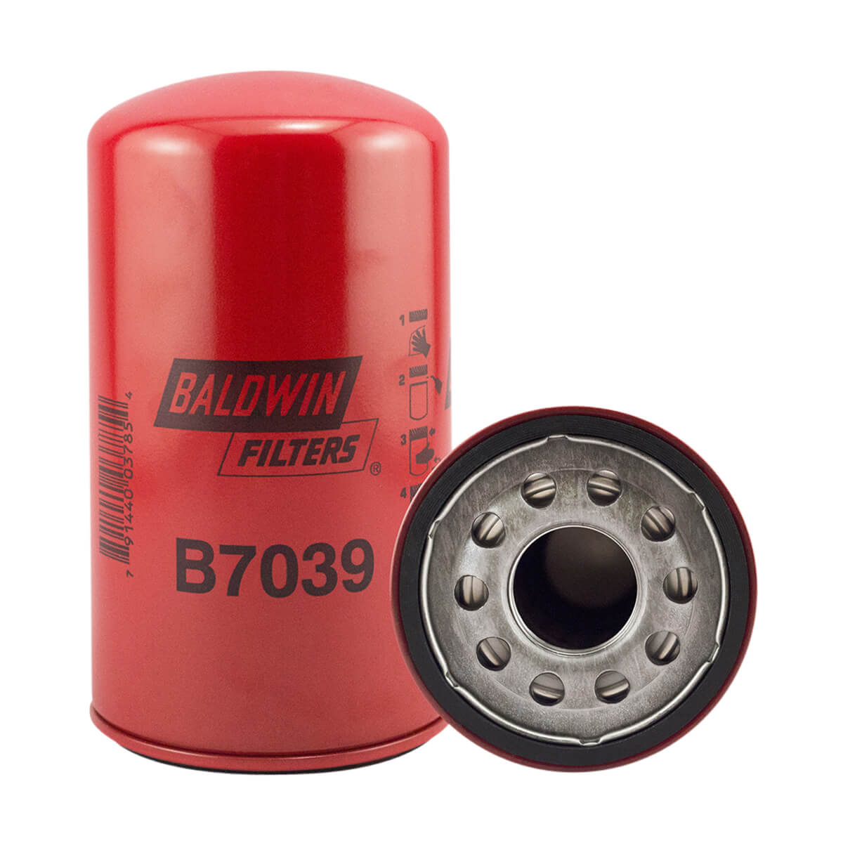 Baldwin Lube B7039 Filter