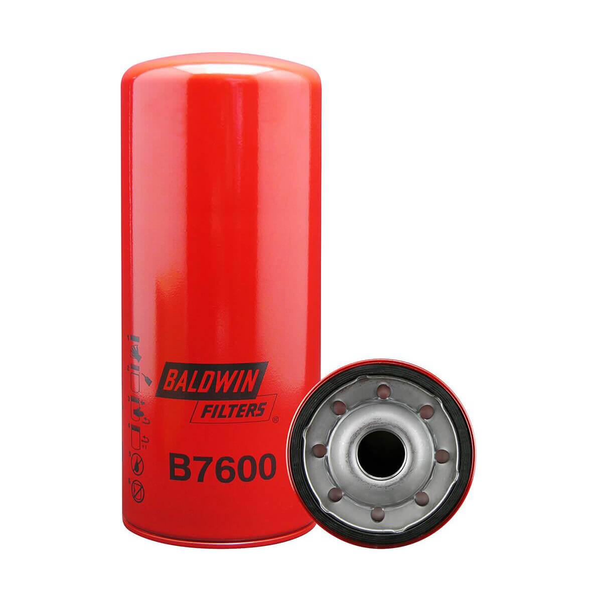 Baldwin Lube Filter B7600