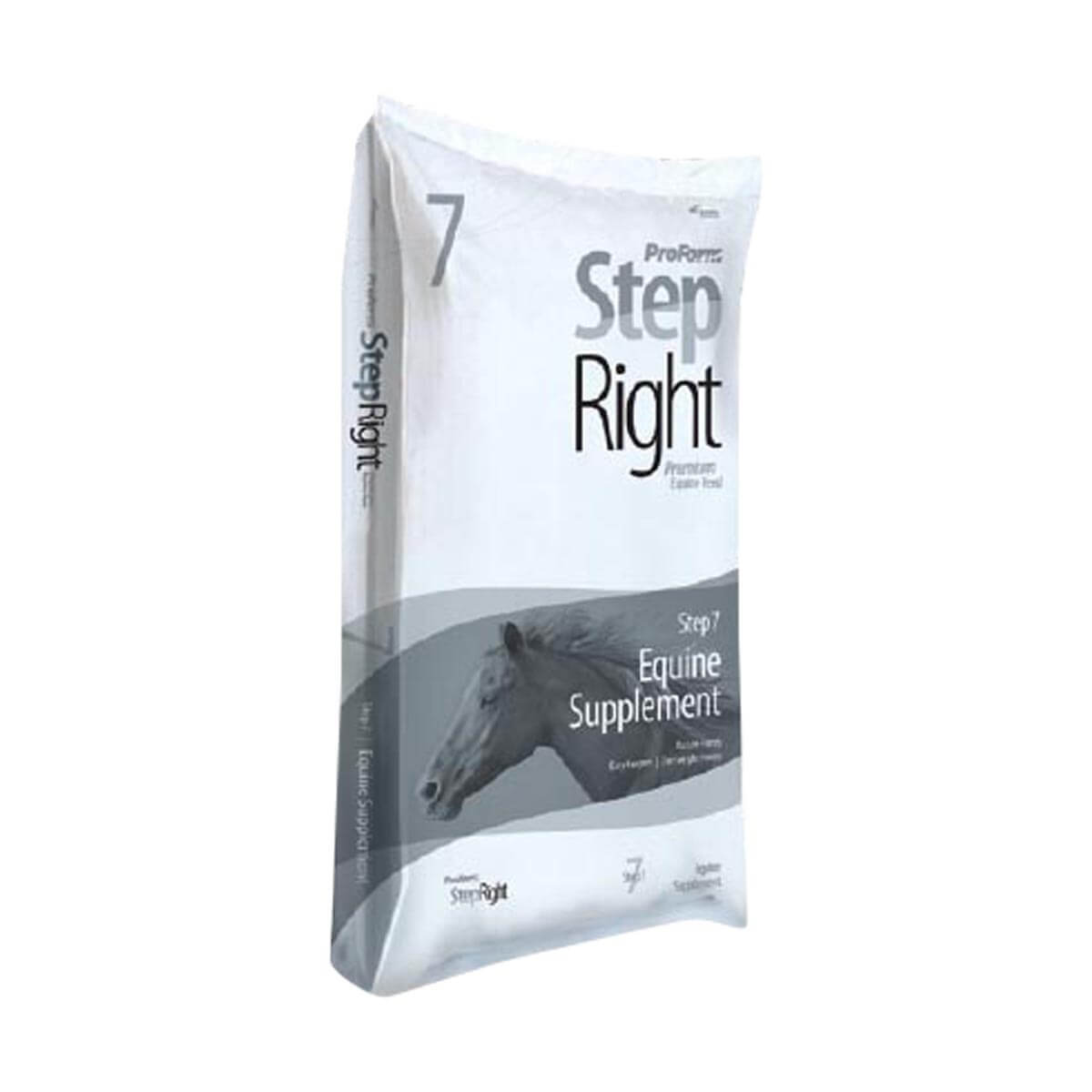 Step Right Step 7 Equine Supplement - 20 kg