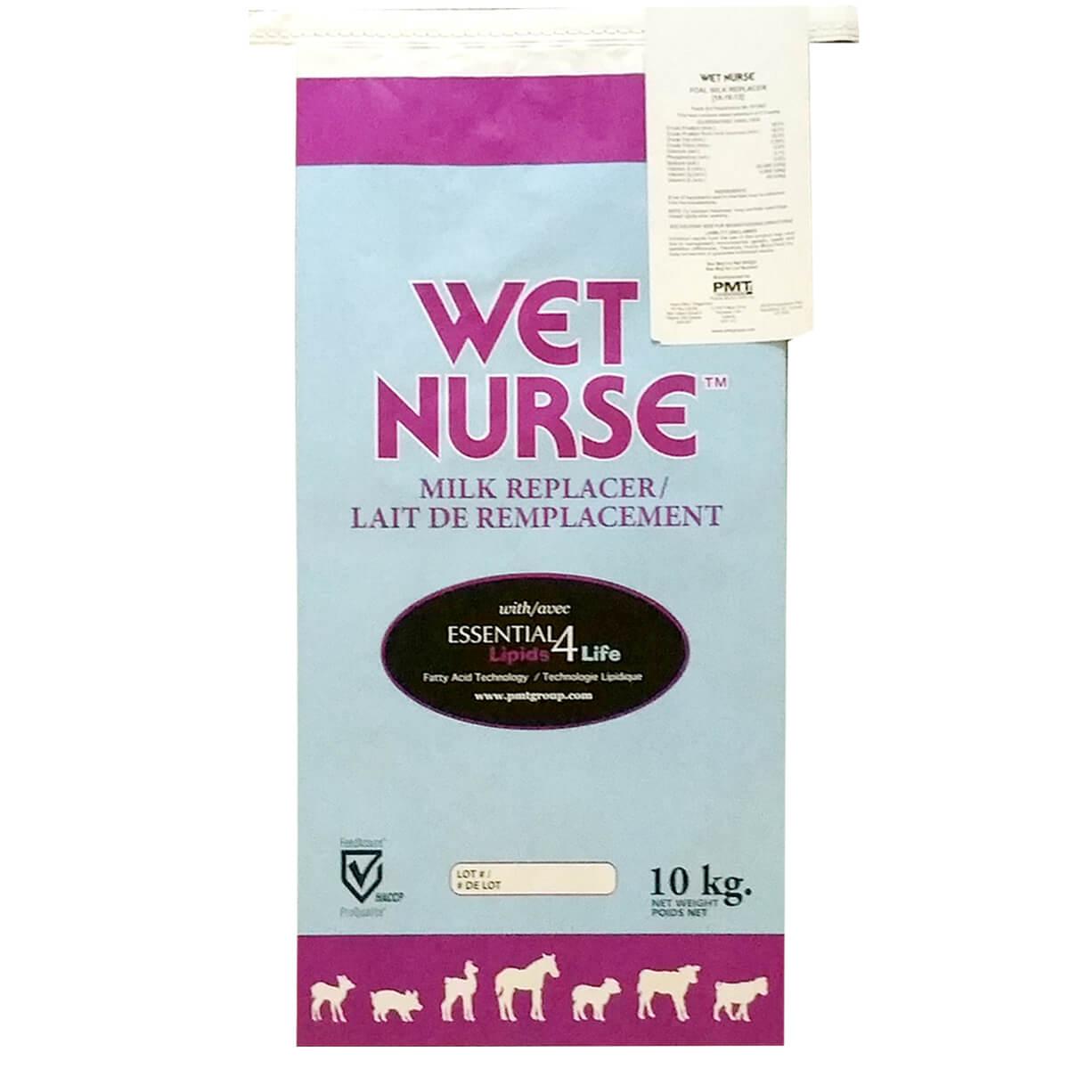Wet Nurse™ Foal Milk Replacer White Tag - 10 kg