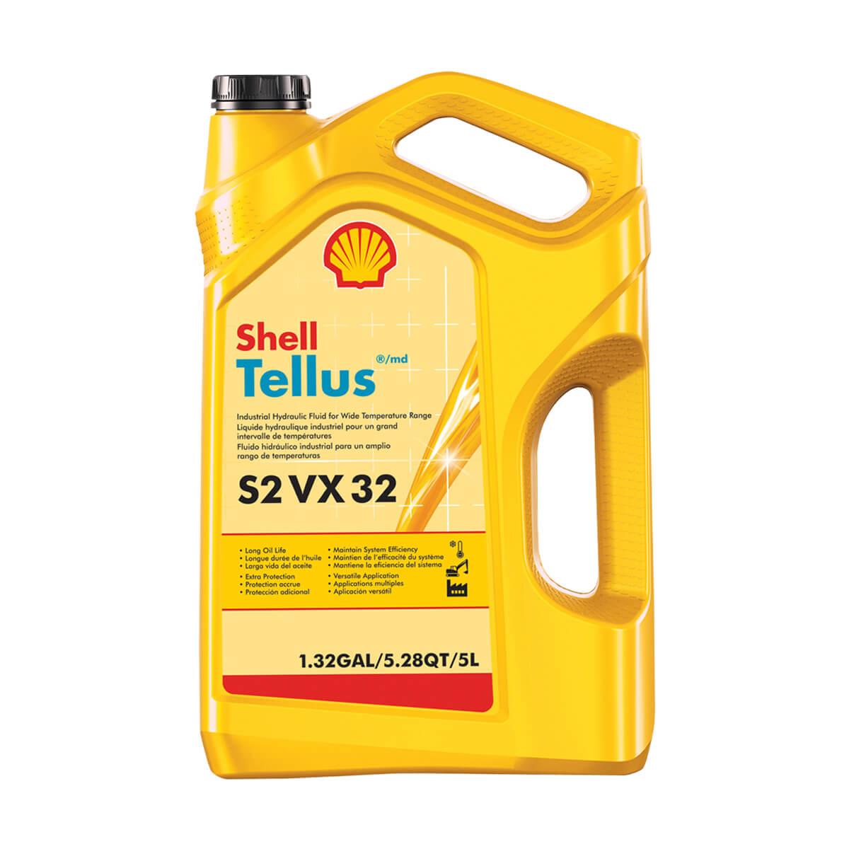 Shell Tellus S2 VX 32 - 5 L