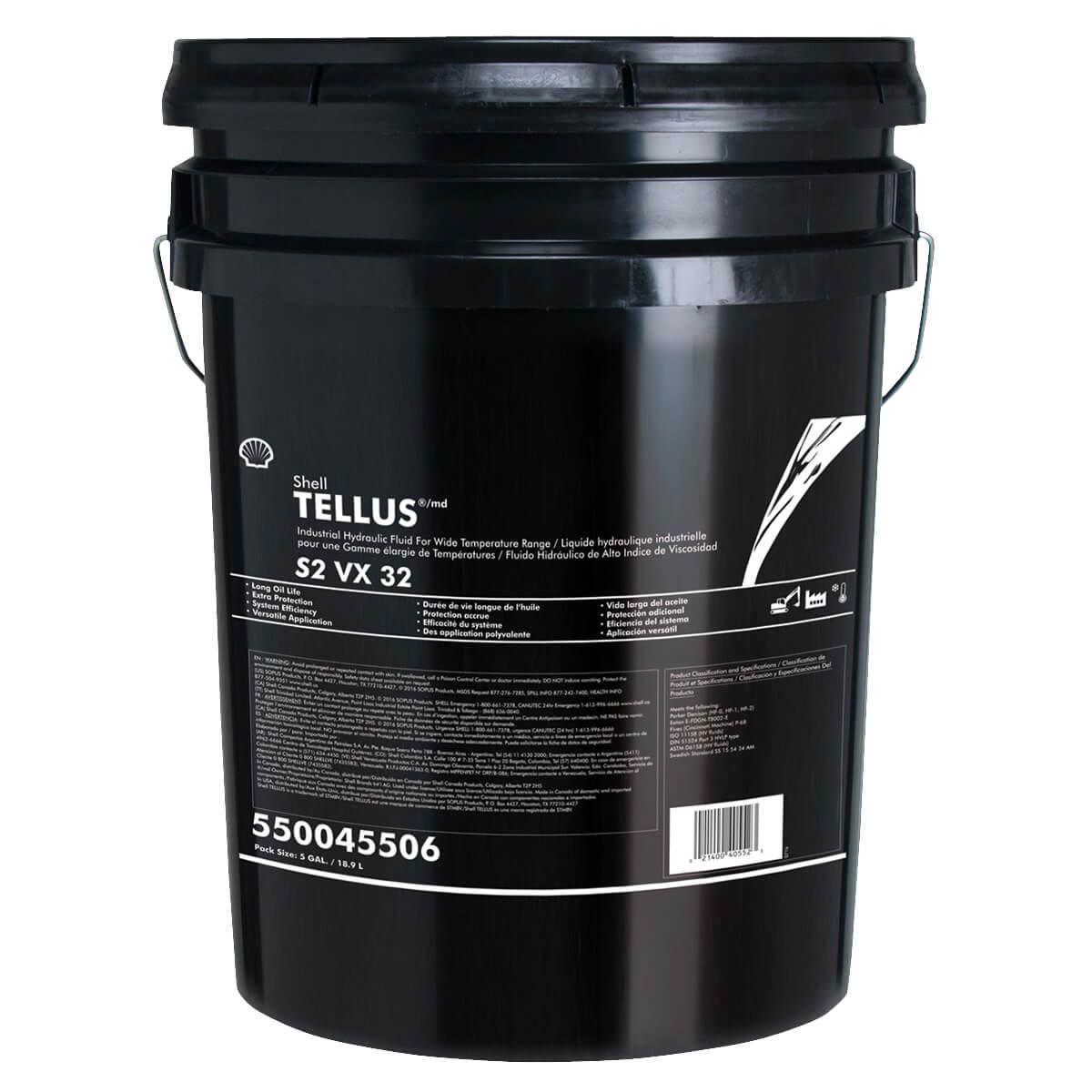 Shell Tellus S2 VX 32 - 18.9 L