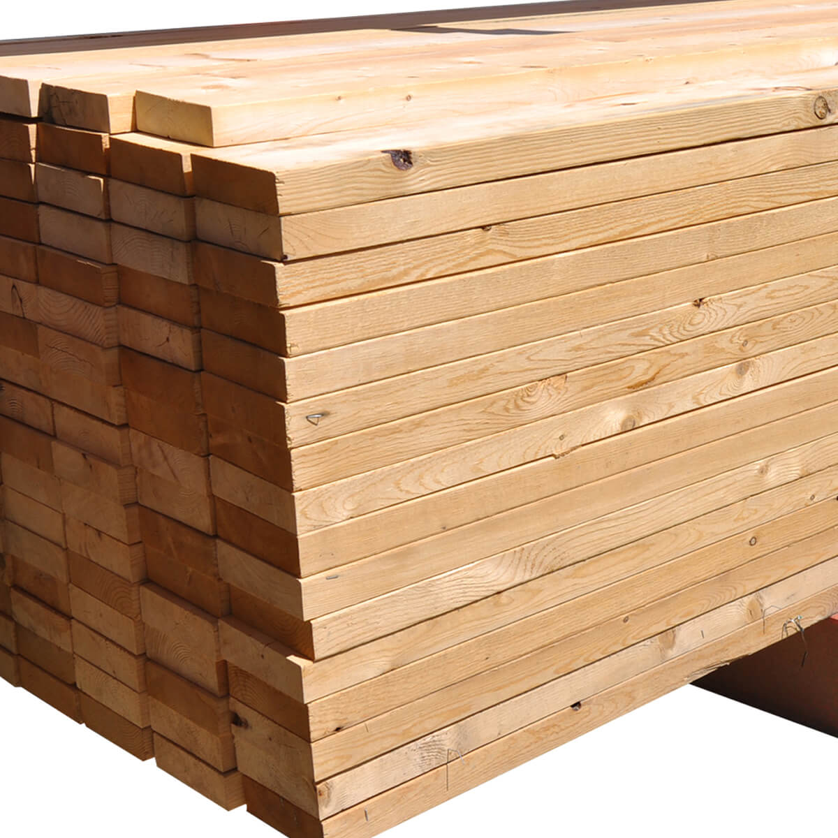 #2 Appearance Spruce Lumber - SPR #2 Appearance 2 x 4 x 16-ft