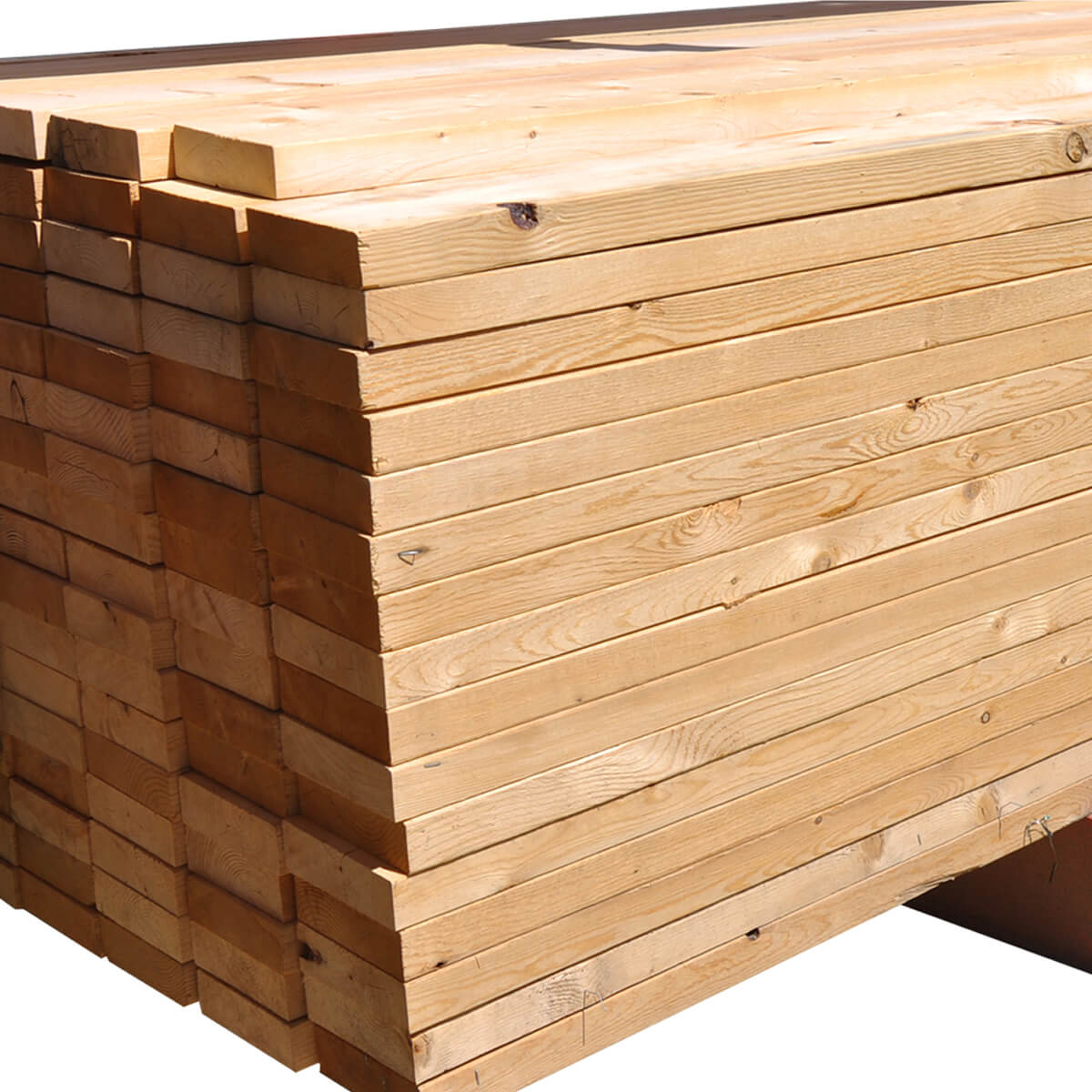 #2 Appearance Spruce Lumber - SPR #2 Appearance 2 x 6 x 16-ft