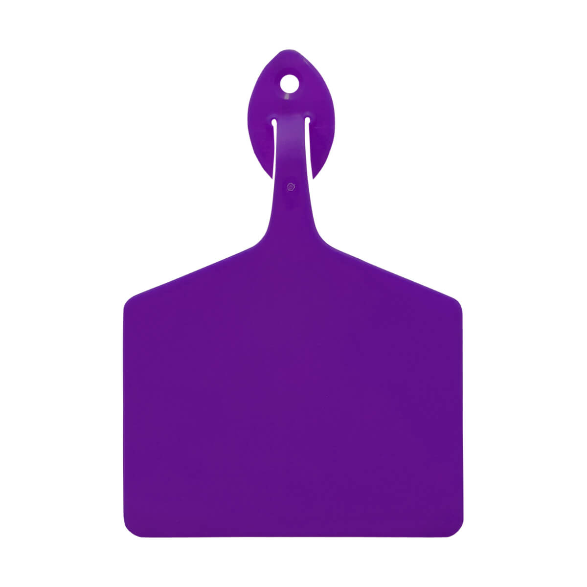 Allflex One-Piece Feedlot Tags - Dark Purple