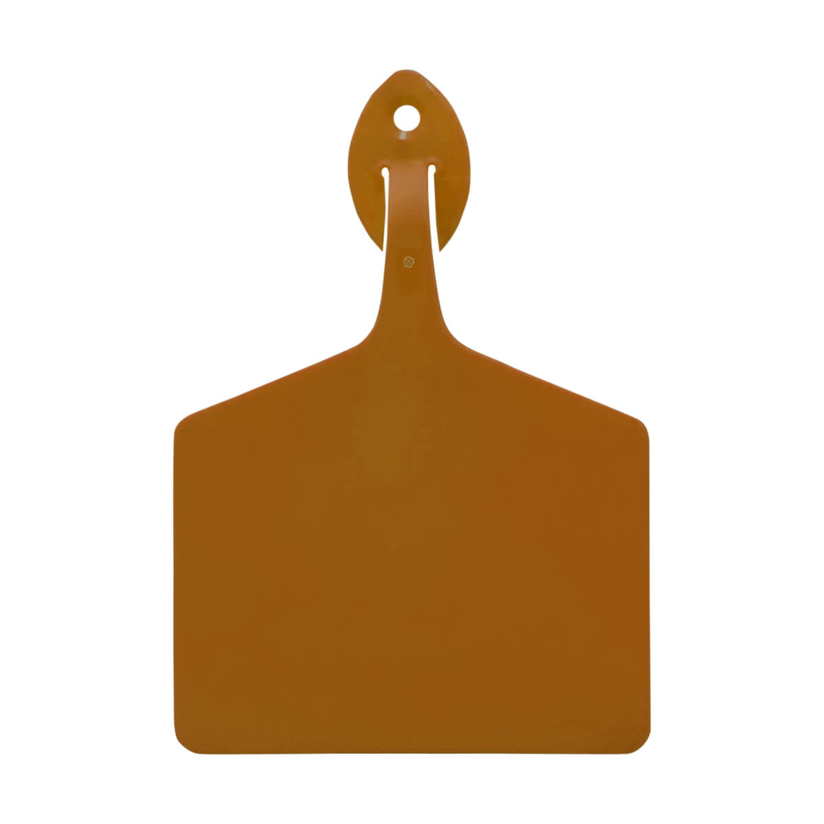 Allflex One-Piece Feedlot Tags - Brown