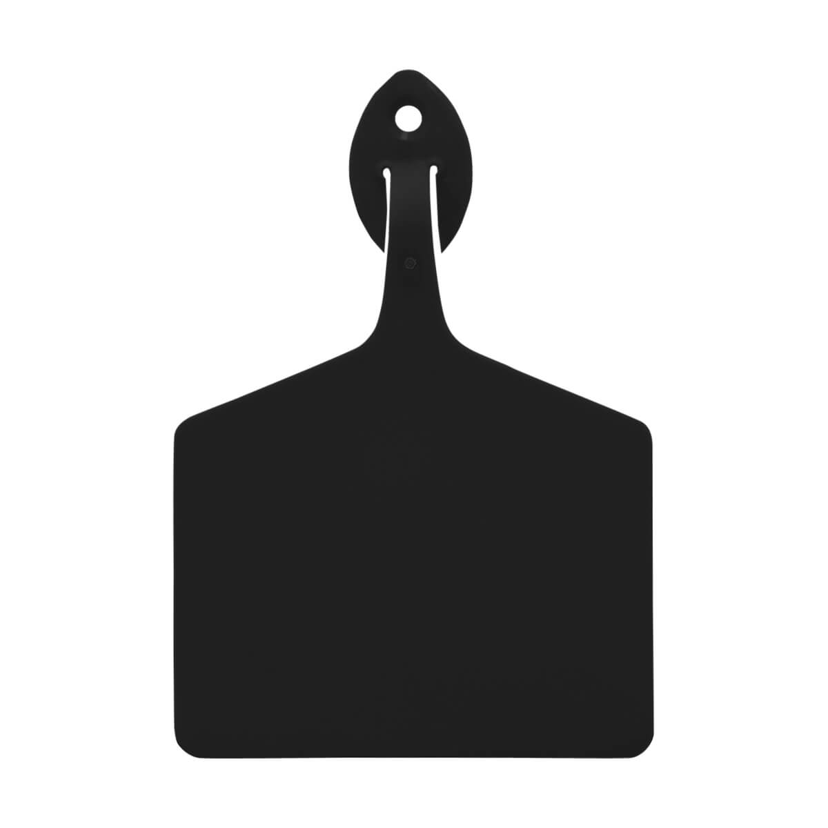 Allflex One-Piece Feedlot Tags - Black